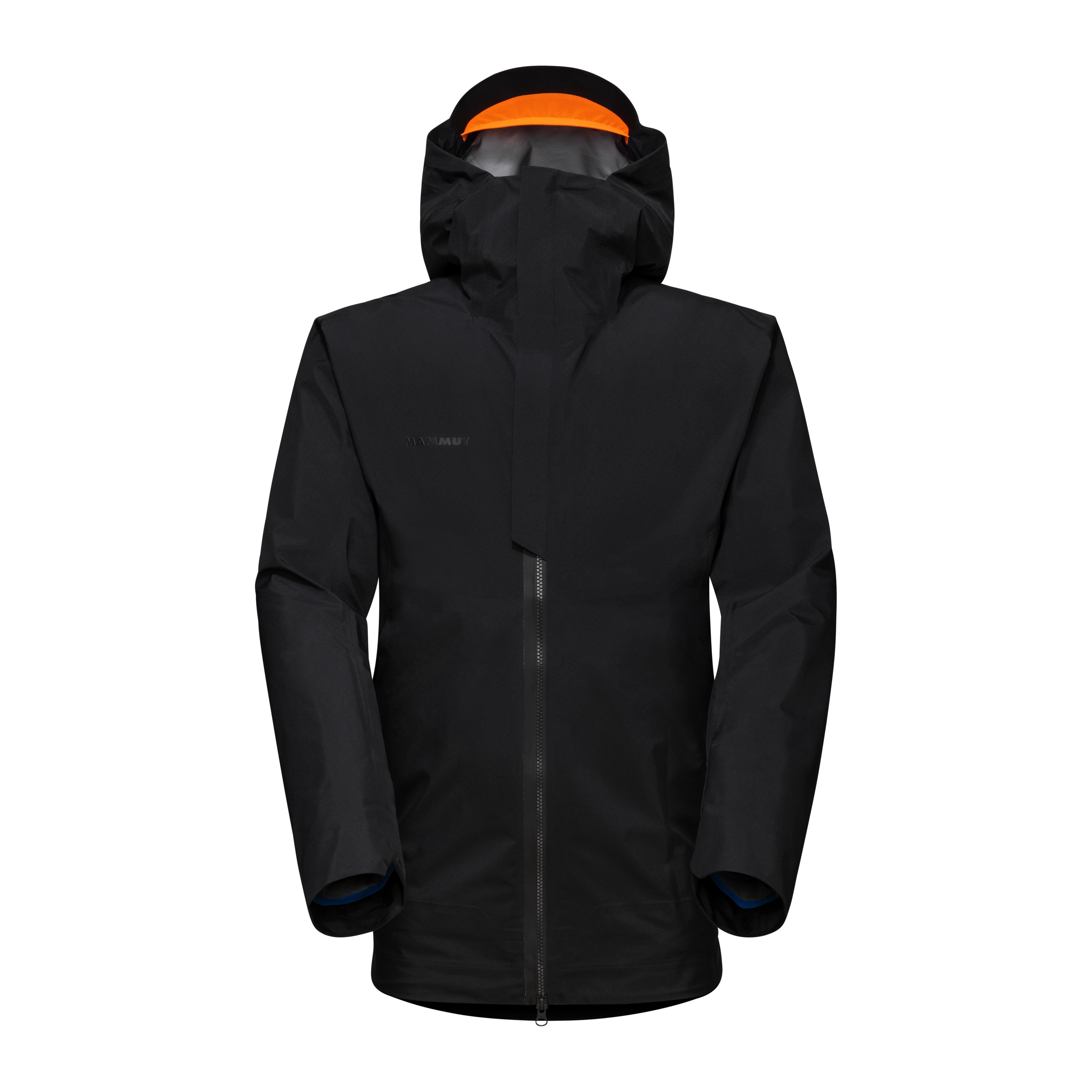 3850 HS Hooded Jacket Men - black, S thumbnail