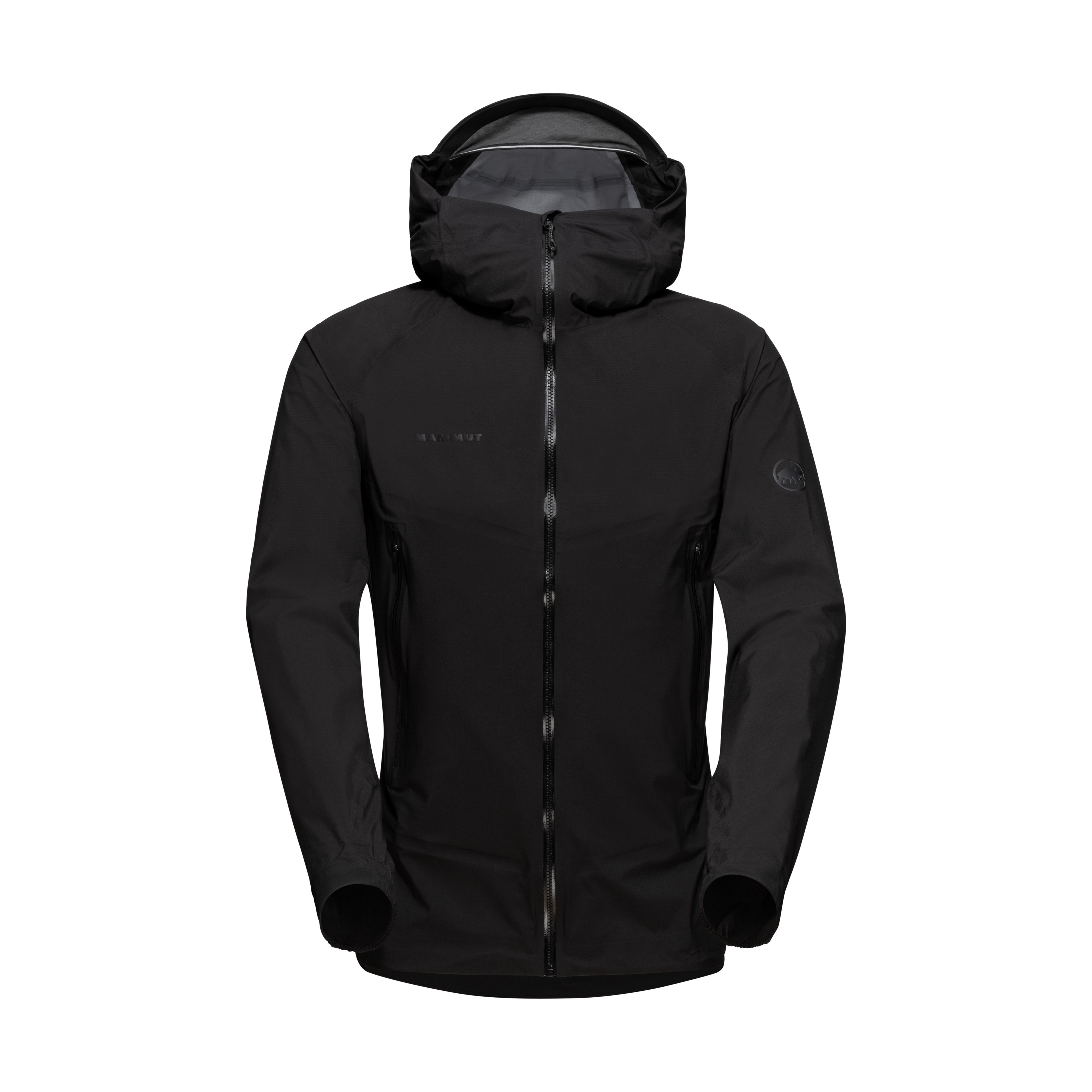 Masao Light HS Hooded Jacket Men - black-phantom, S thumbnail