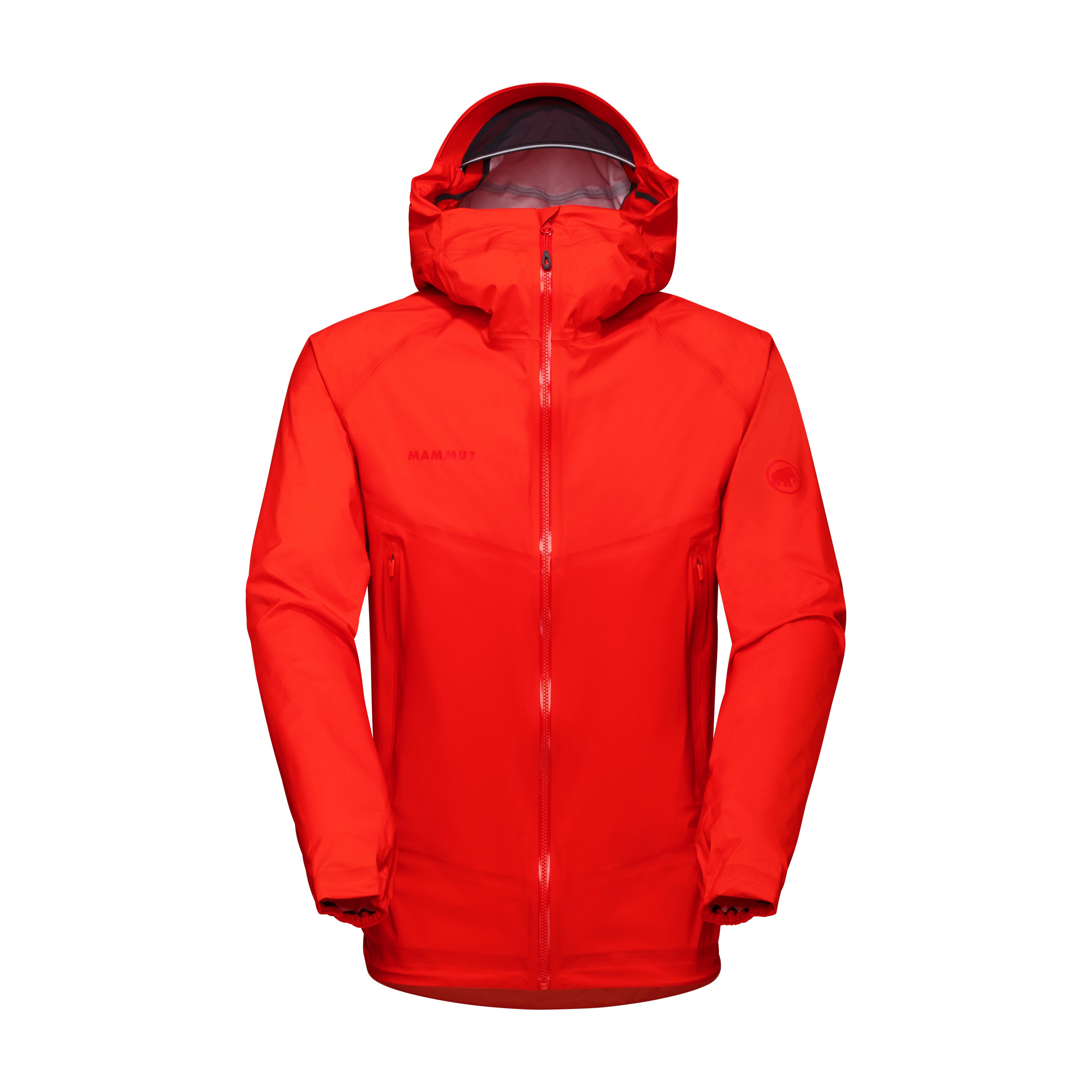 Masao Light HS Hooded Jacket Men - spicy, XL thumbnail