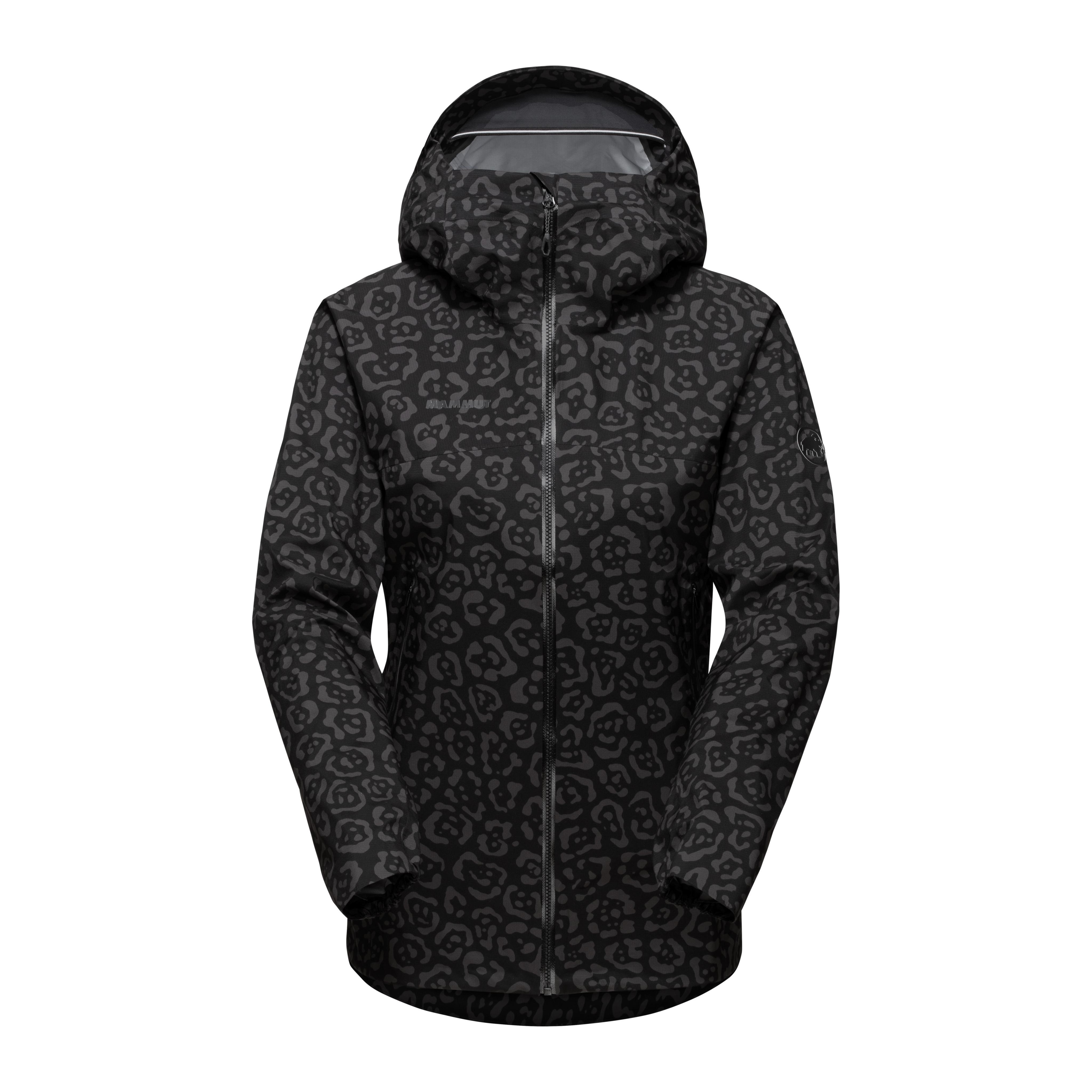 Masao Light HS Hooded Jacket Women - black, XS thumbnail