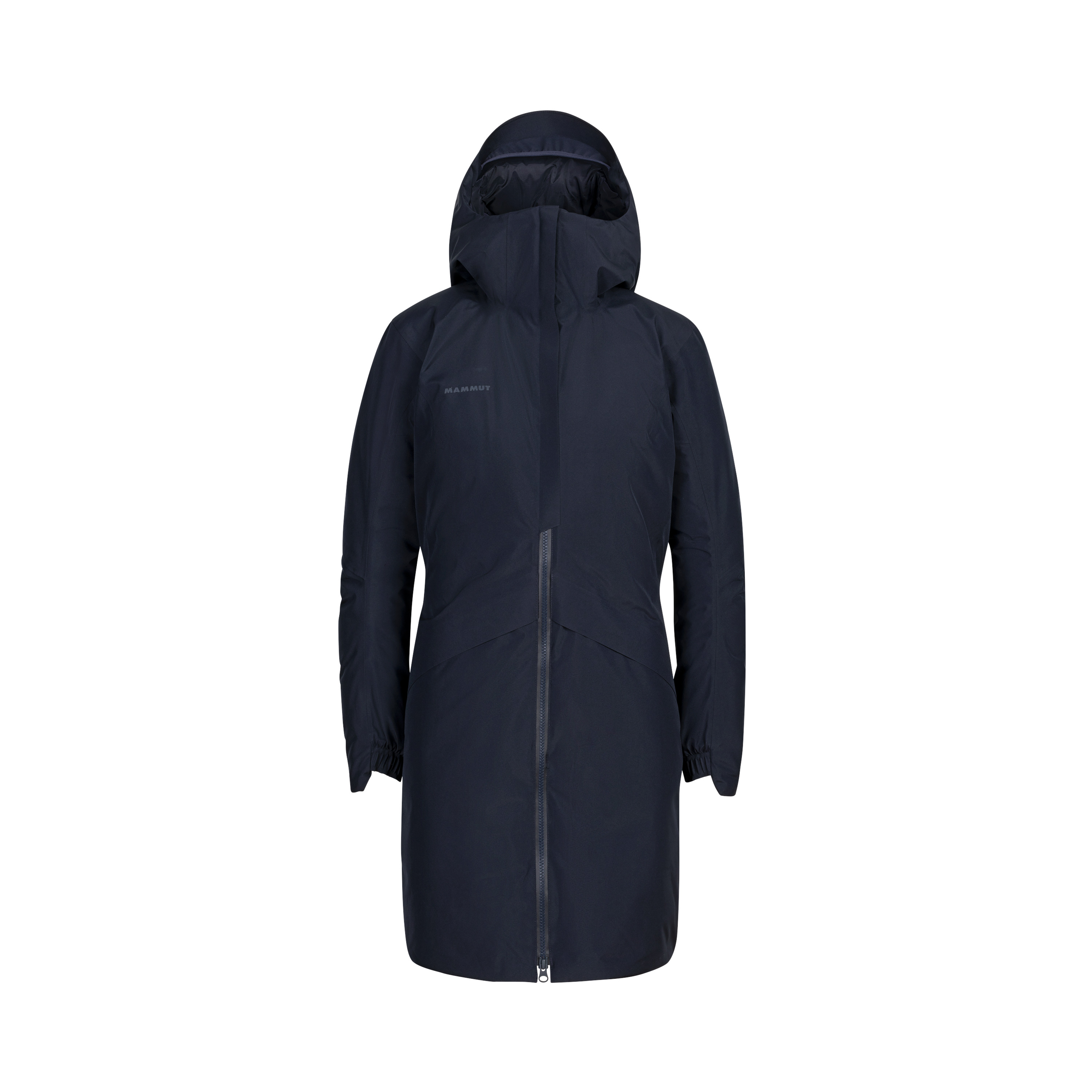 3379 HS Thermo Hooded Coat Women - night, XS thumbnail