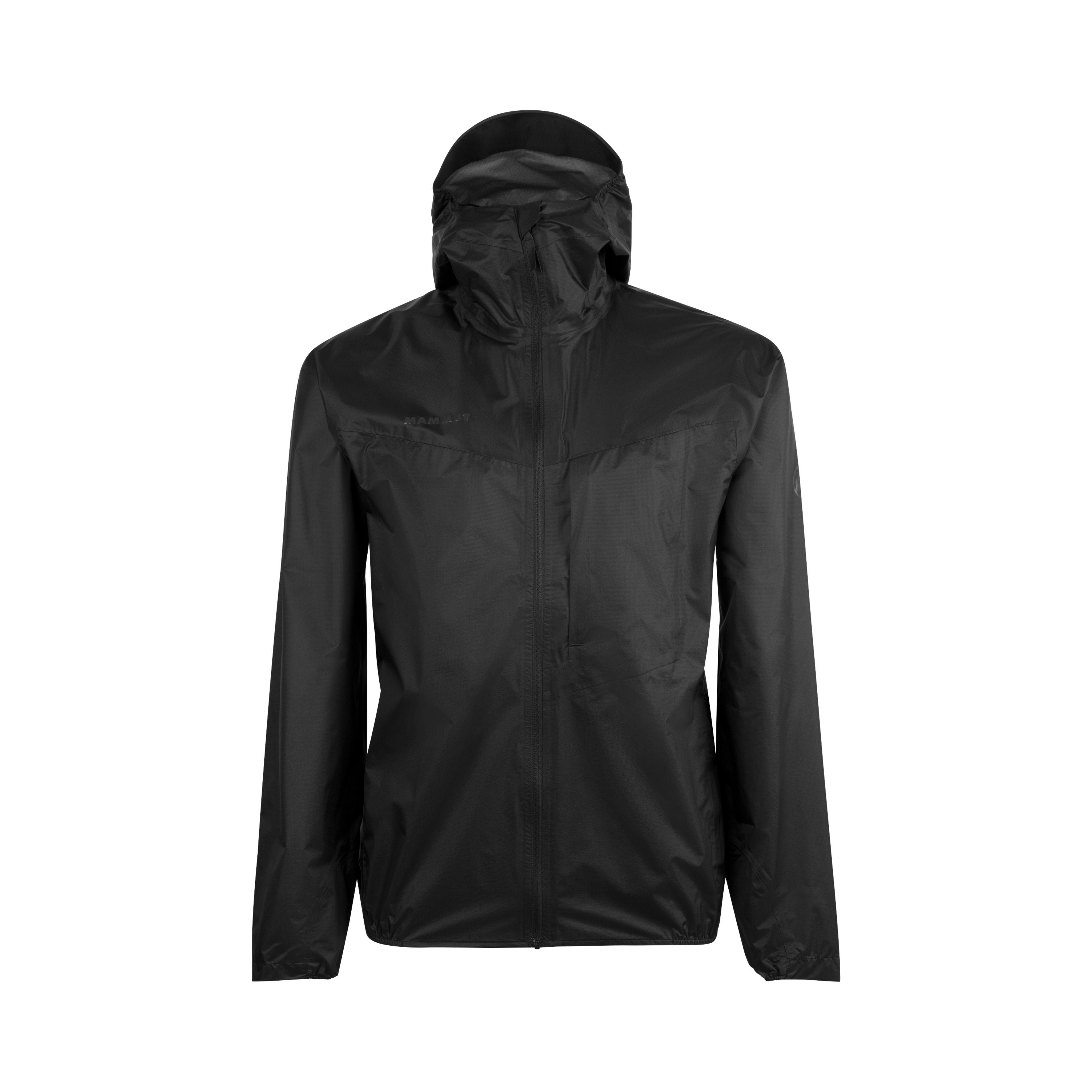 Kento Light HS Hooded Jacket Men - black, S thumbnail