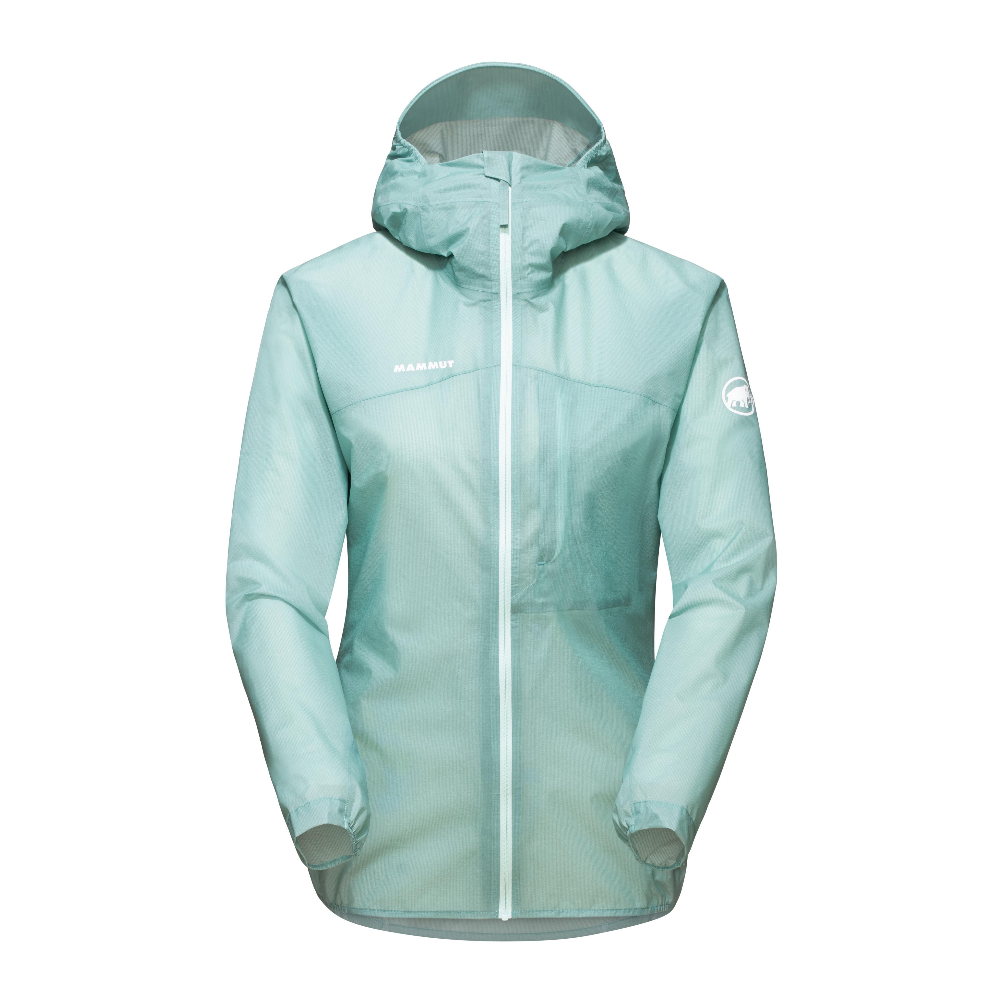 Kento Light HS Hooded Jacket Women - dark frosty, XS thumbnail