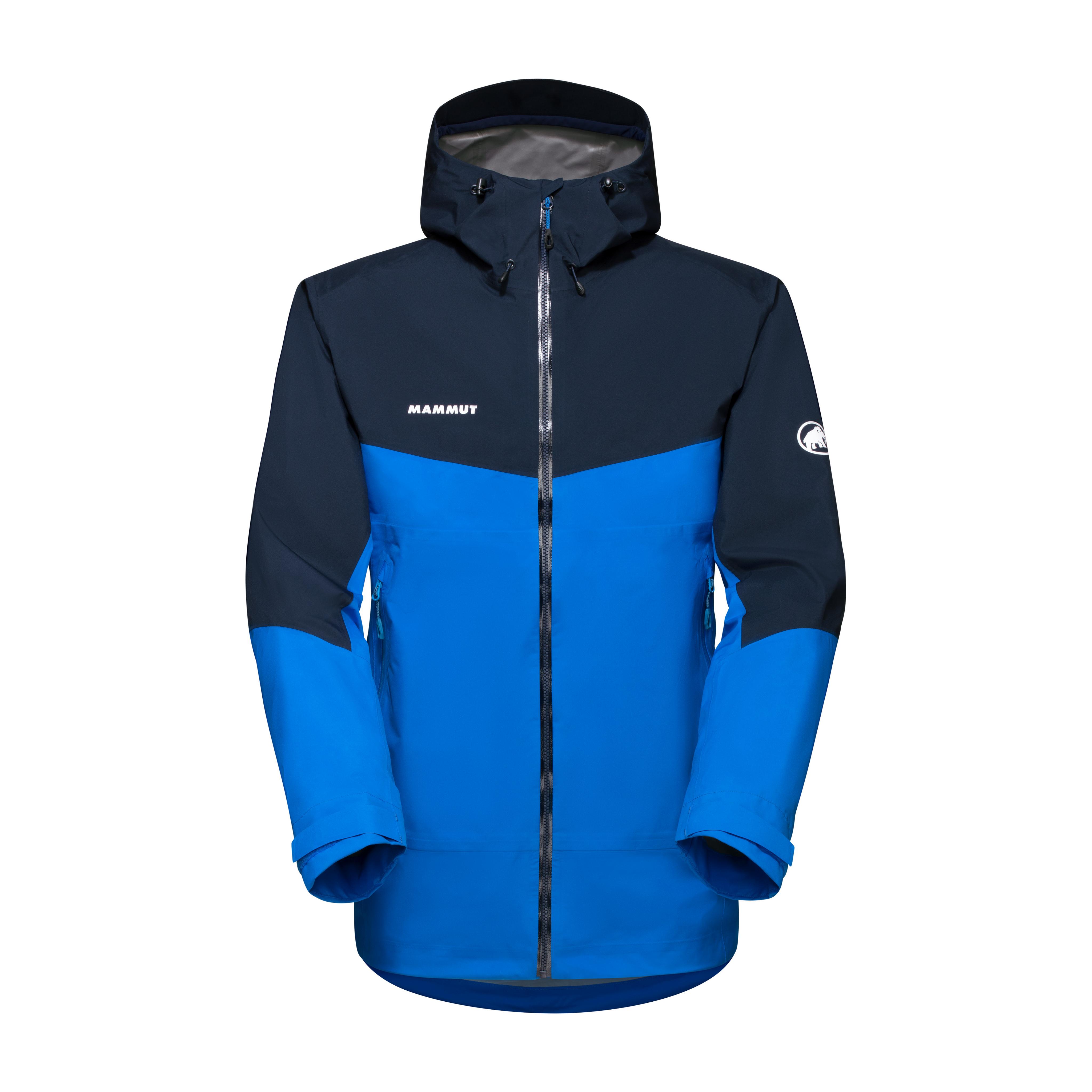 Convey Tour HS Hooded Jacket Men - ice-marine, S thumbnail