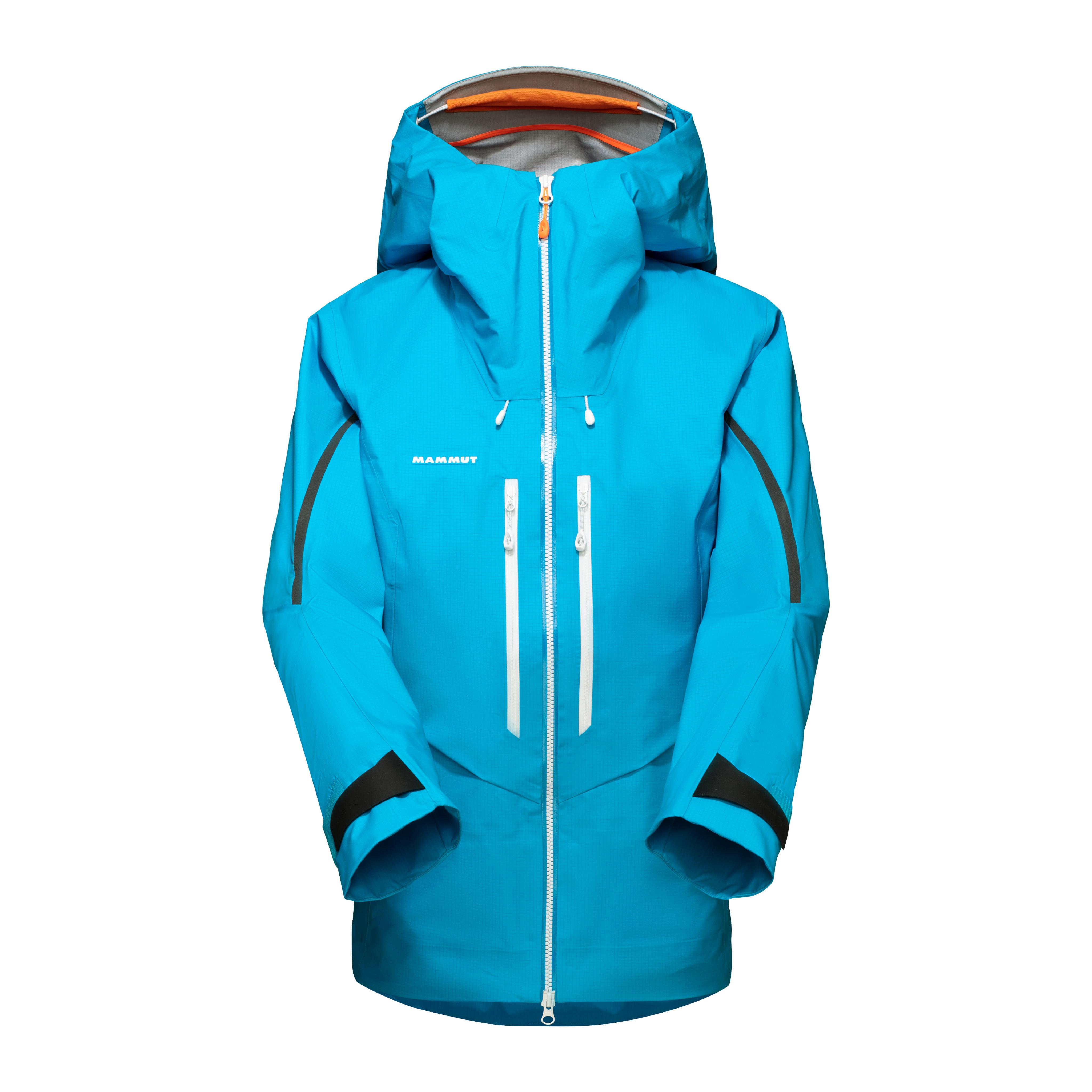 Nordwand Advanced HS Hooded Jacket Women - sky, XS thumbnail