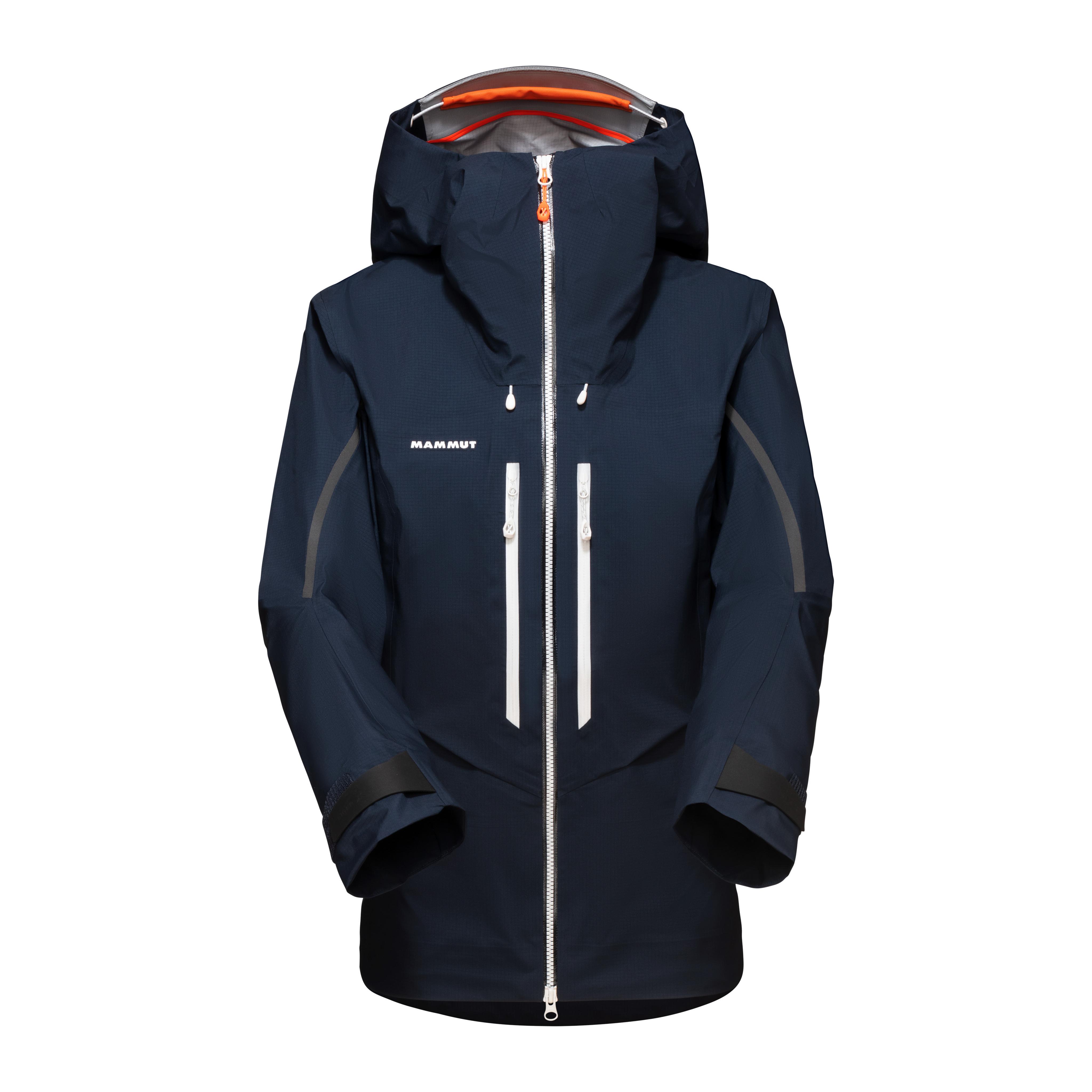 Nordwand Advanced HS Hooded Jacket Women - night, XS thumbnail