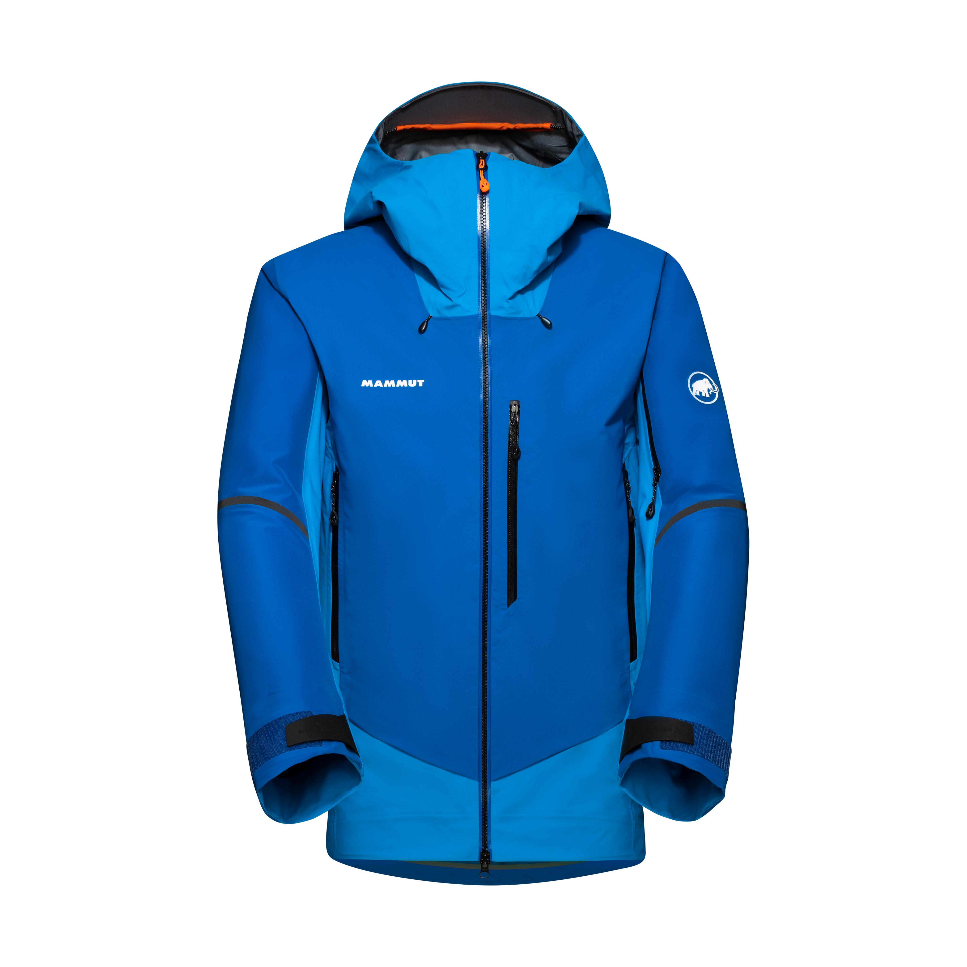 Nordwand Pro HS Hooded Jacket Men - S, tarn-azurit thumbnail