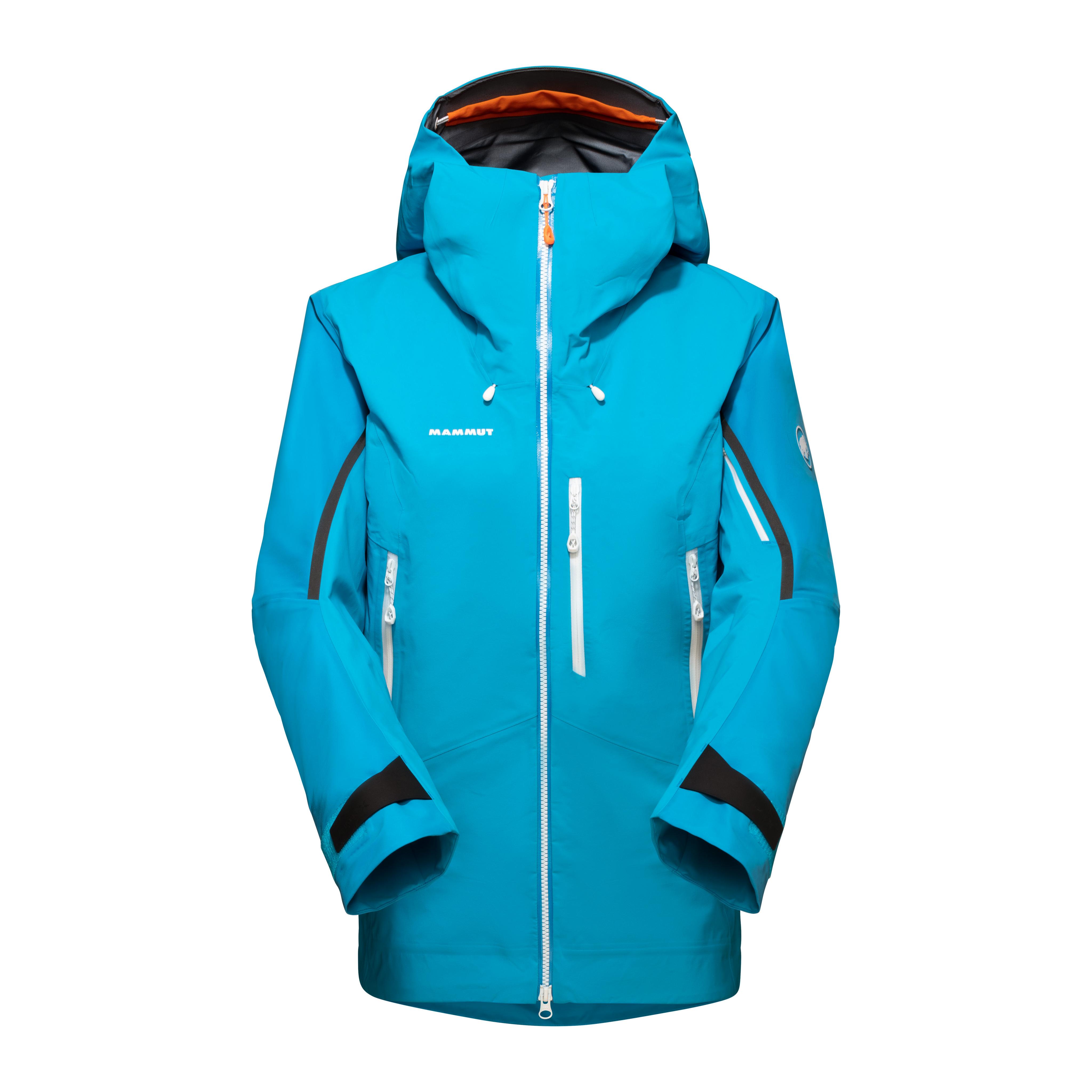 Nordwand Pro HS Hooded Jacket Women - sky, XS thumbnail