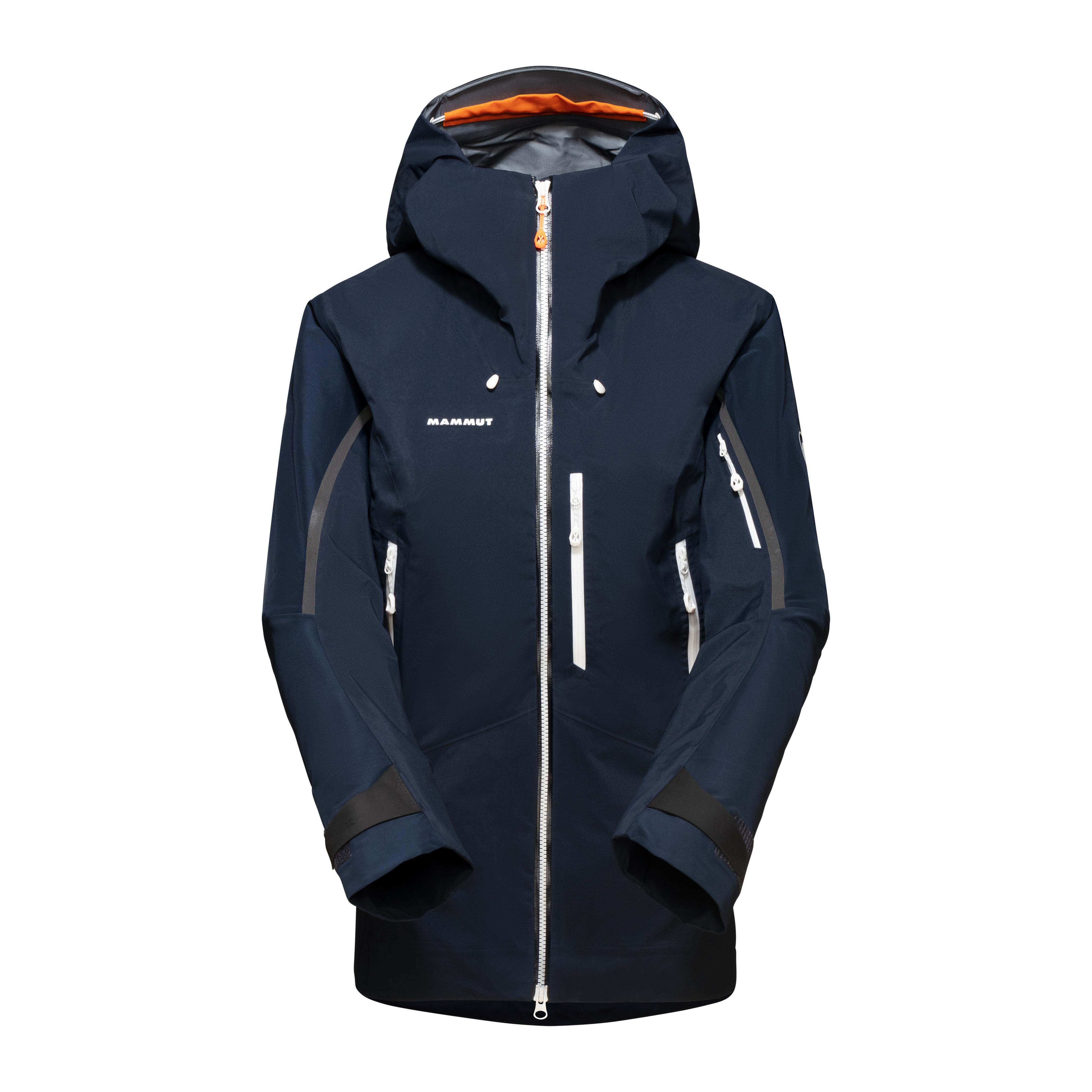Nordwand Pro HS Hooded Jacket Women - night, XS thumbnail