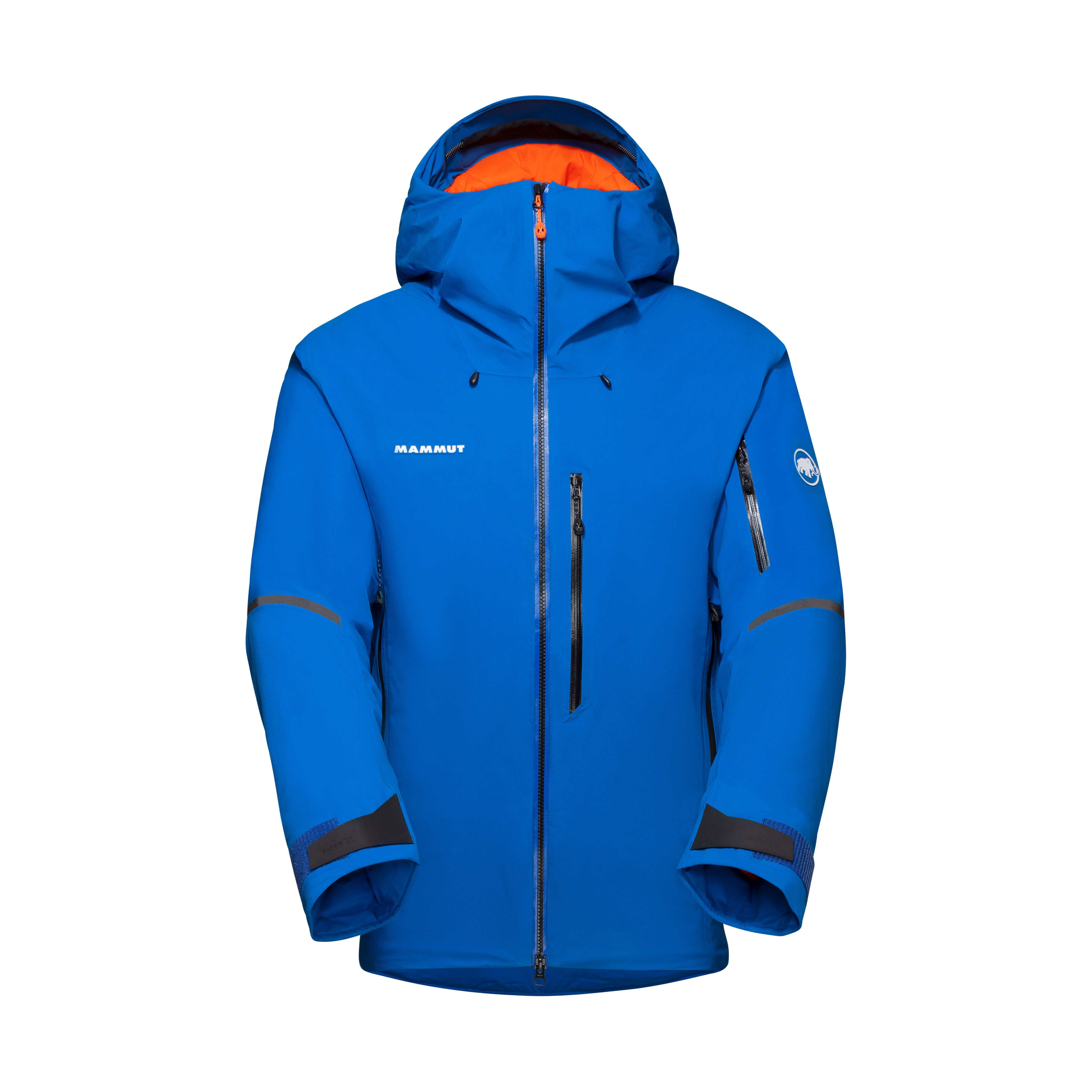 Nordwand Thermo HS Hooded Jacket Men - azurit, S thumbnail