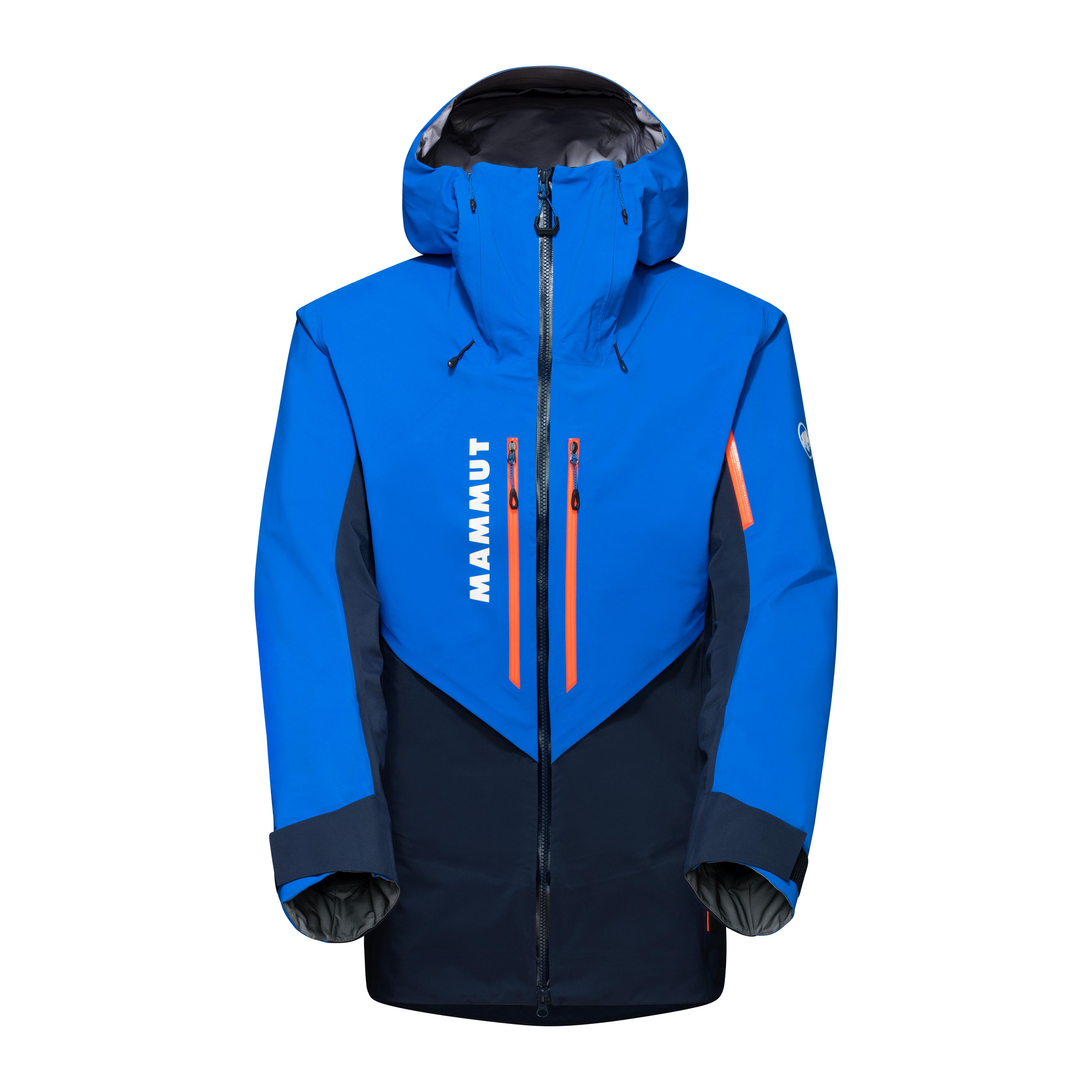 La Liste HS Hooded Jacket Men - marine-ice, S thumbnail