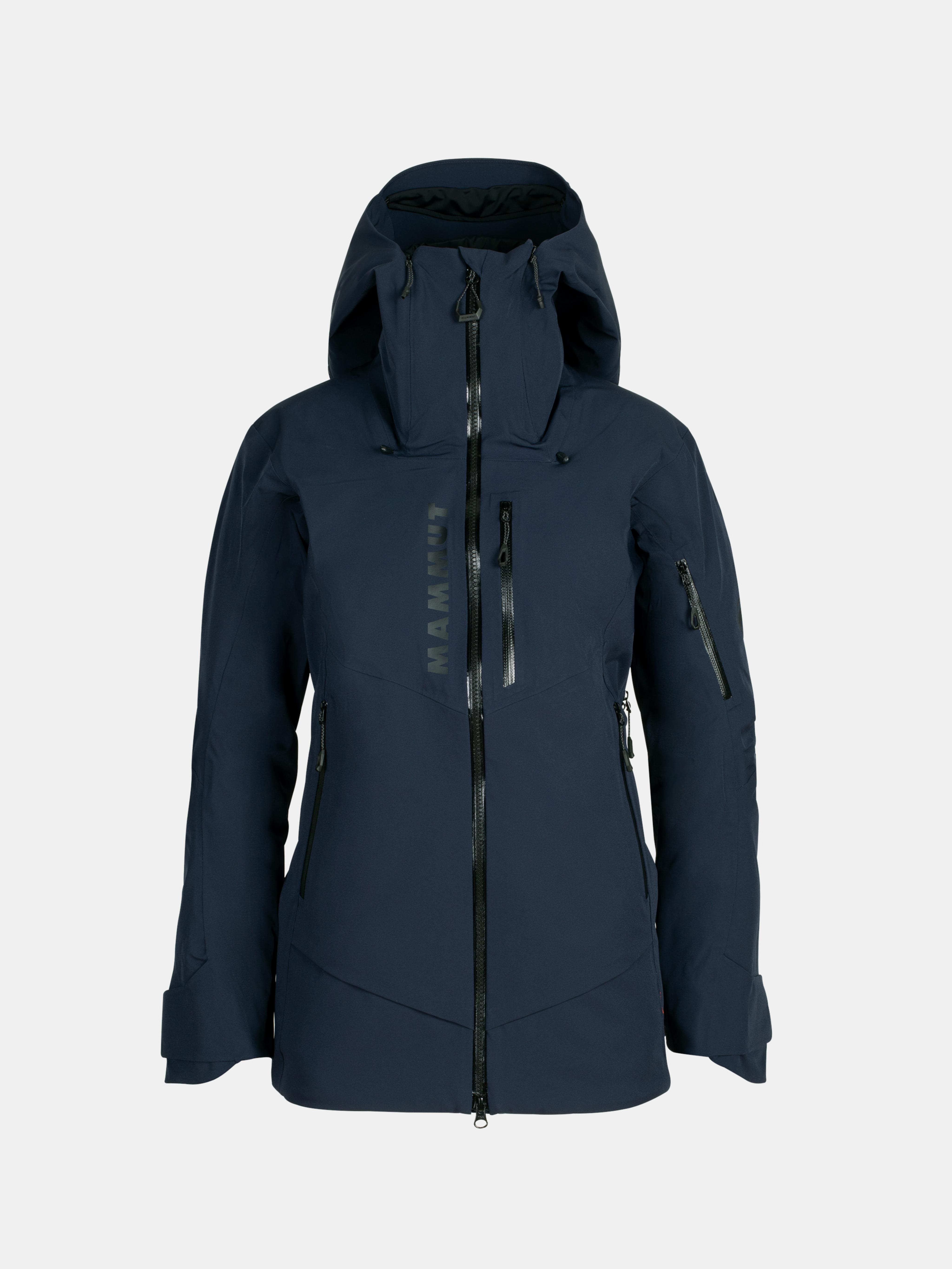 La Liste HS Thermo Hooded Jacket Women image