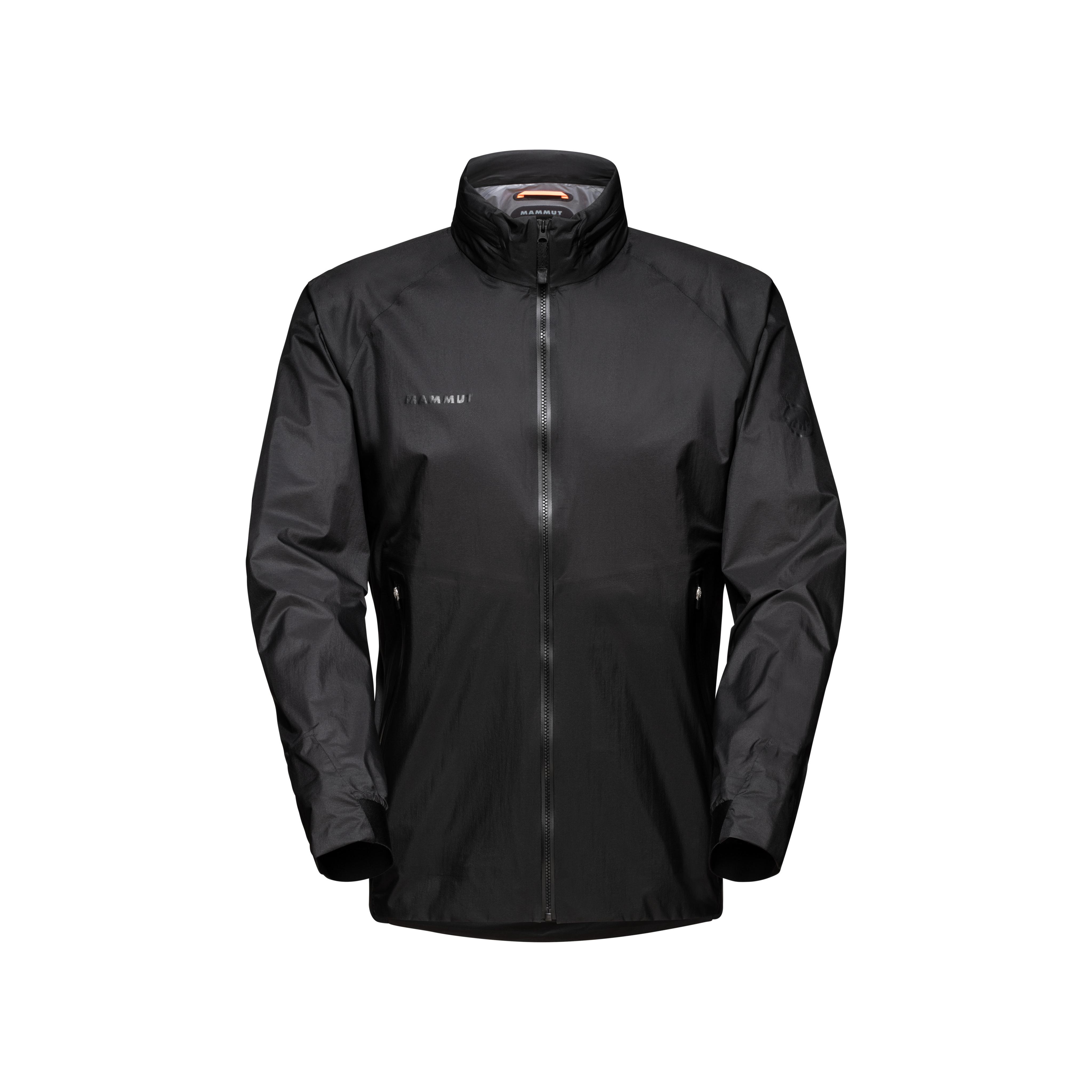 Lightweight HS Hooded Jacket Men - black, S thumbnail