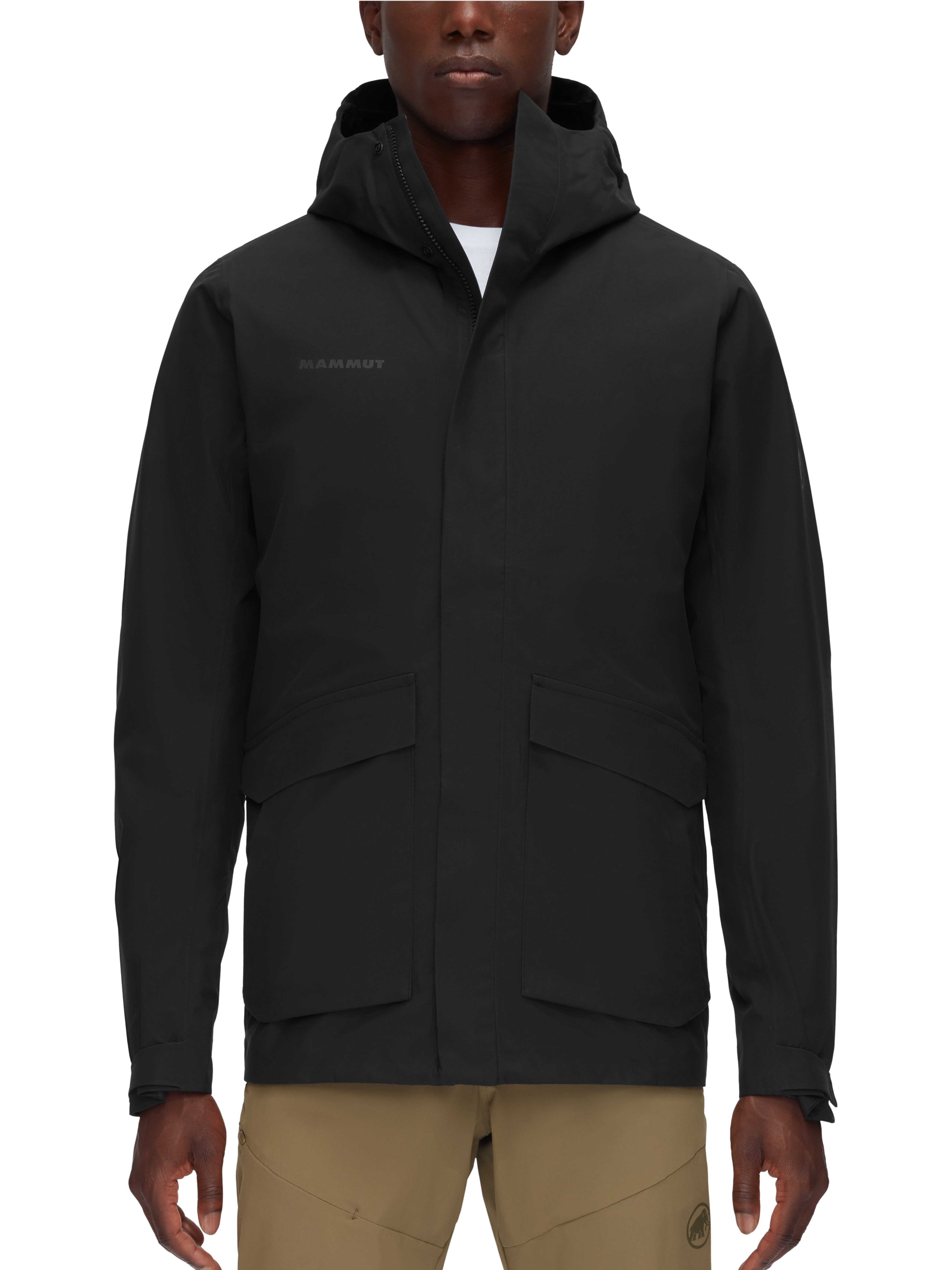 Mammut 3L HS Hooded Jacket Men product image