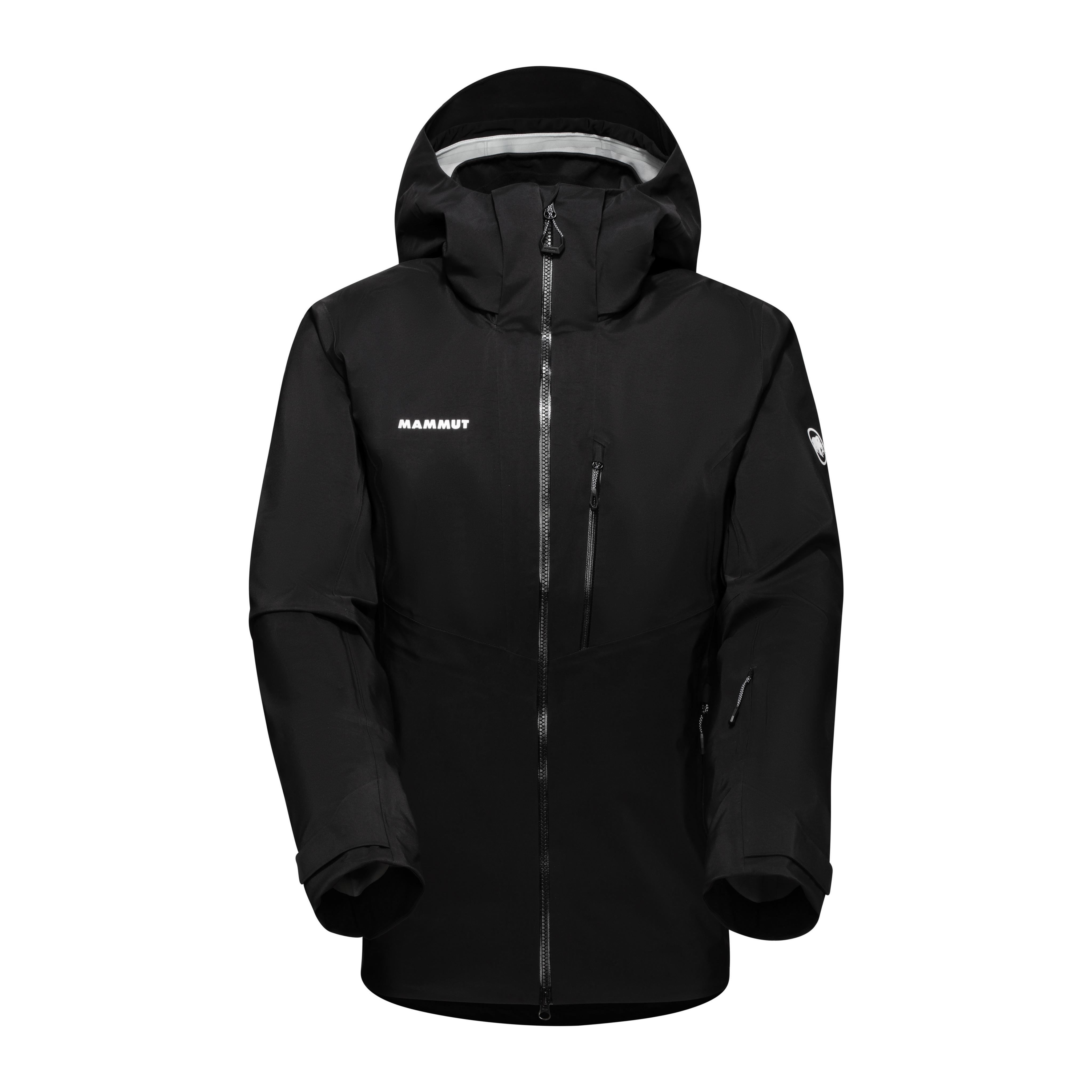 Stoney HS Jacket Men - black-white, S thumbnail