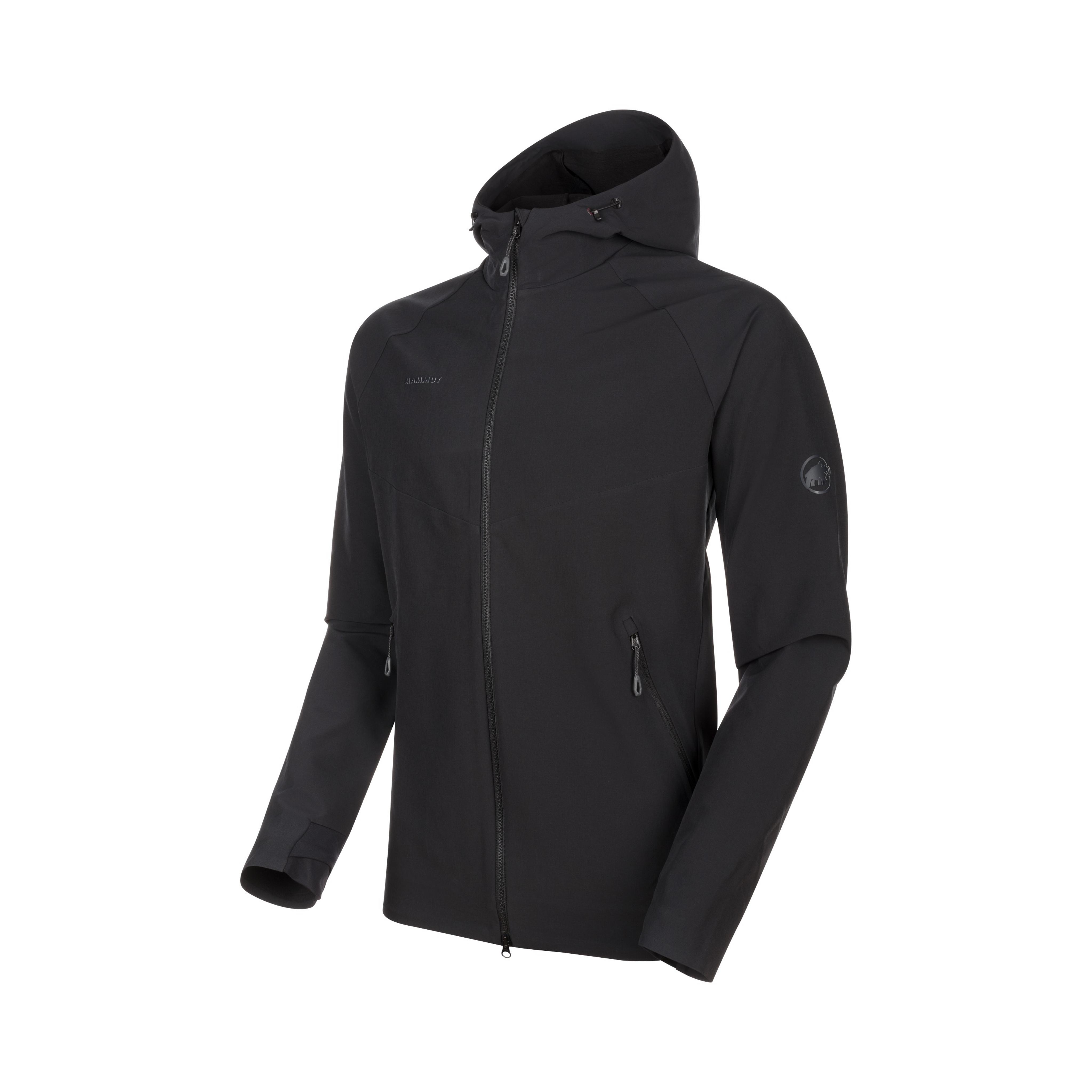Macun SO Hooded Jacket Men - black, M thumbnail