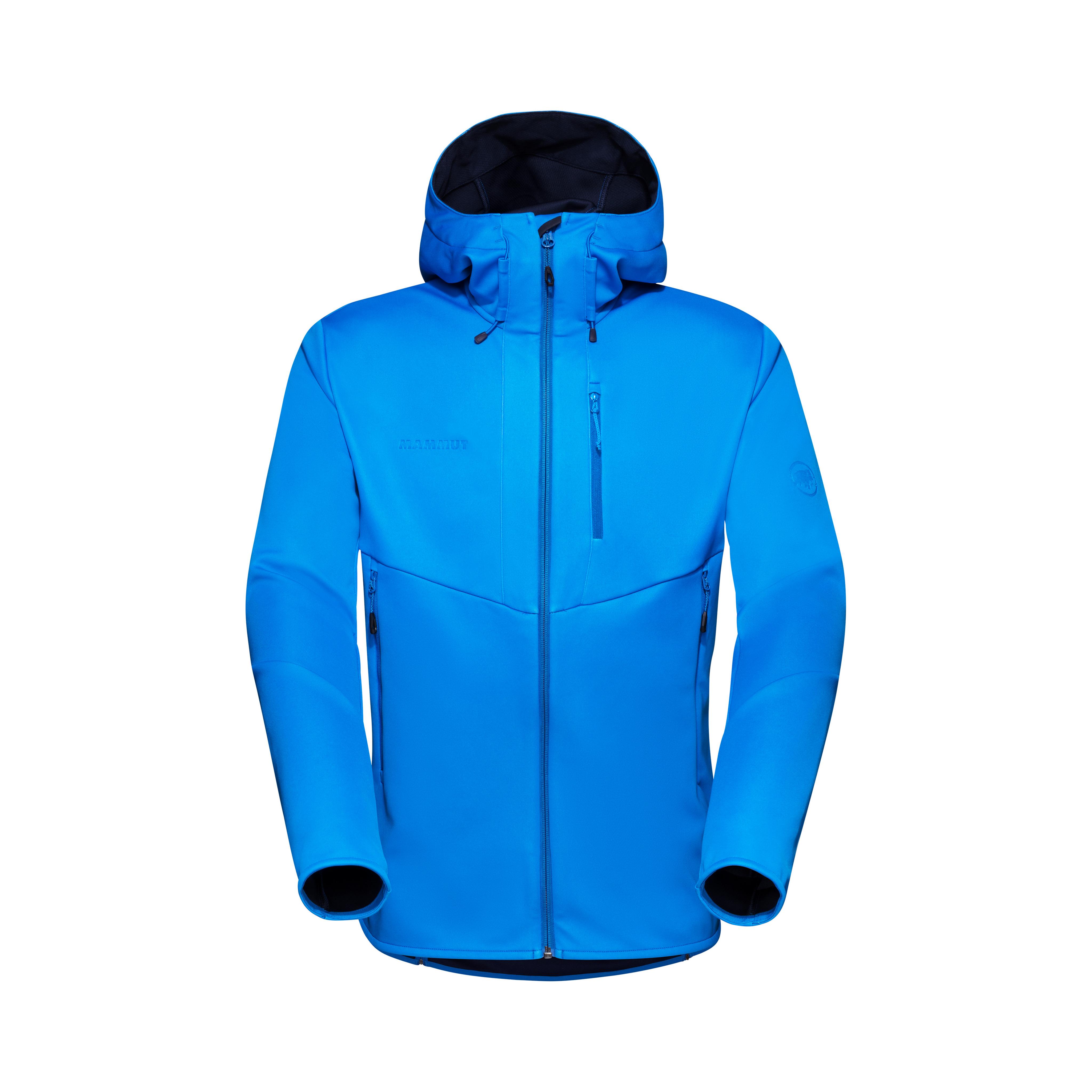 Ultimate VI SO Hooded Jacket Men - ice, S thumbnail