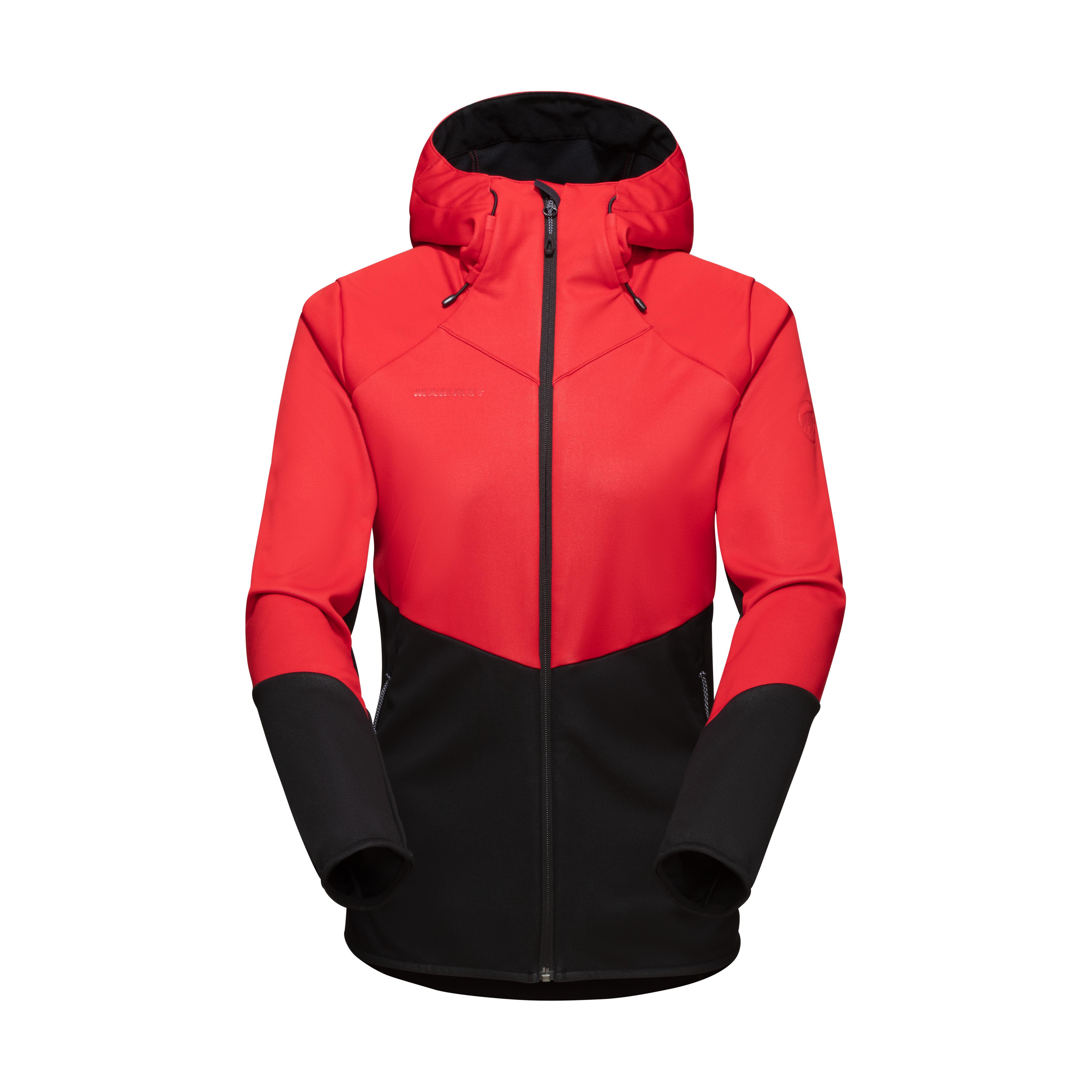 Ultimate VI SO Hooded Jacket Women - black-magma, XL thumbnail
