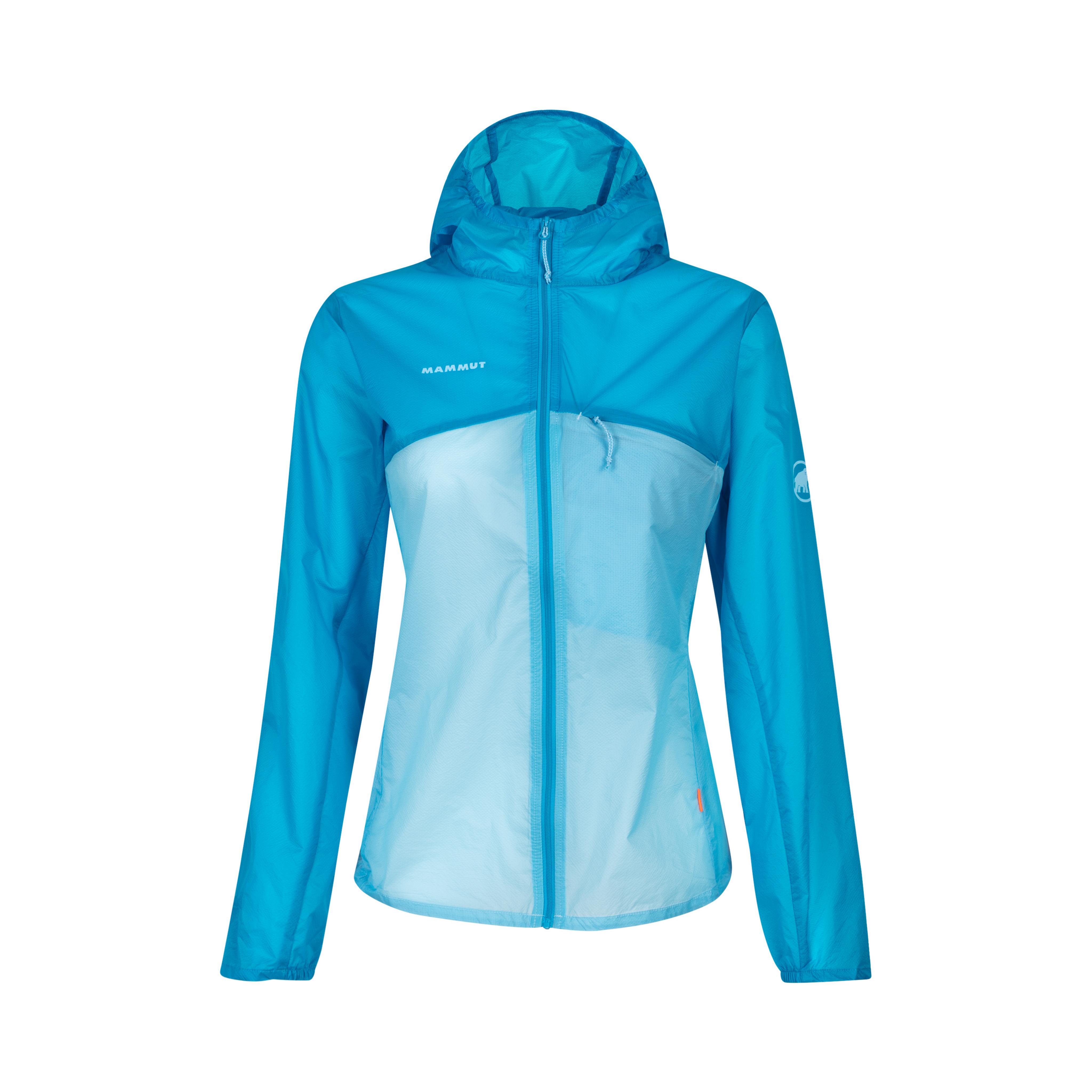 Convey WB Hooded Jacket Women - ocean-whisper, XS thumbnail