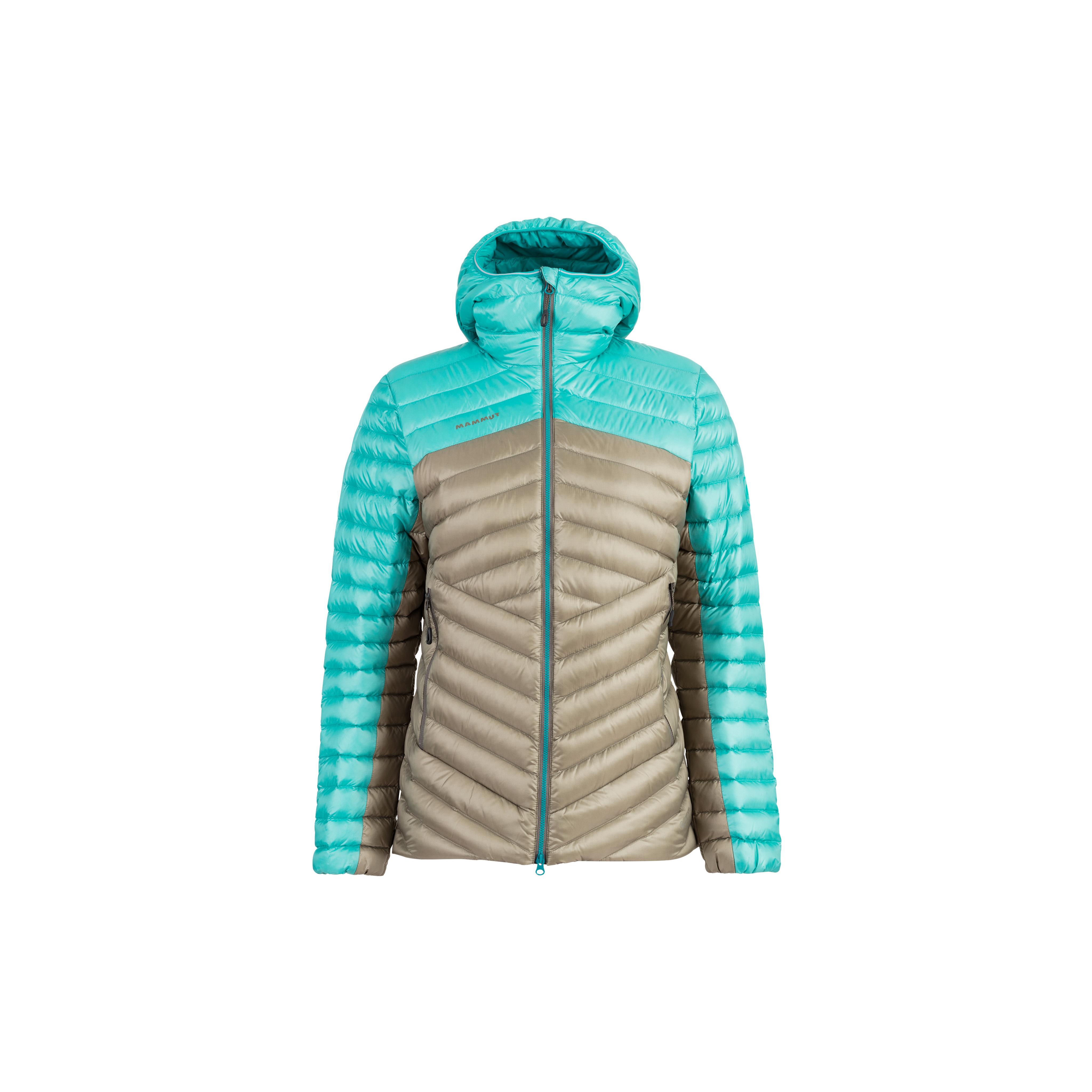 Broad Peak IN Hooded Jacket Women - tin-ceramic, XS thumbnail