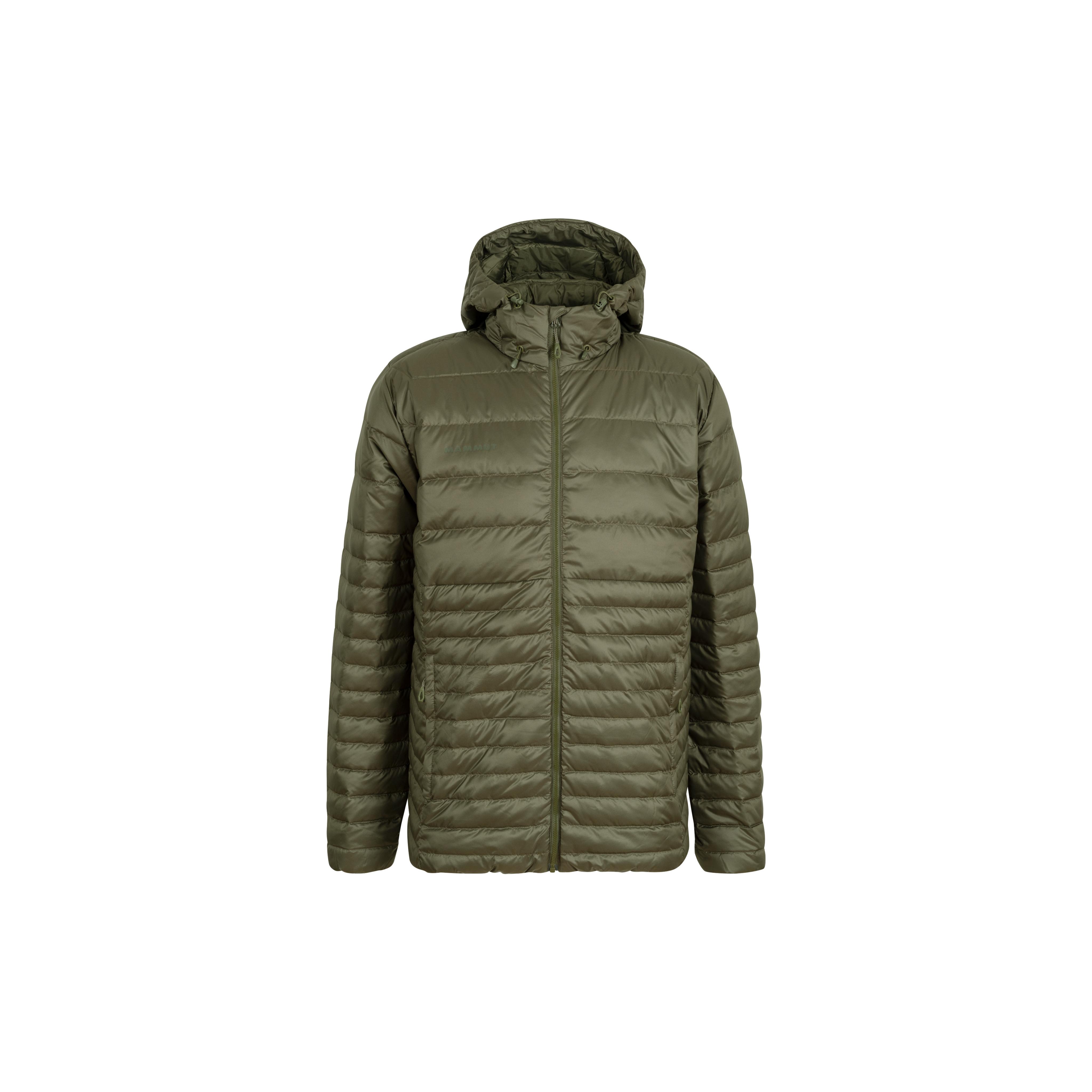 Convey IN Hooded Jacket Men - iguana, S thumbnail