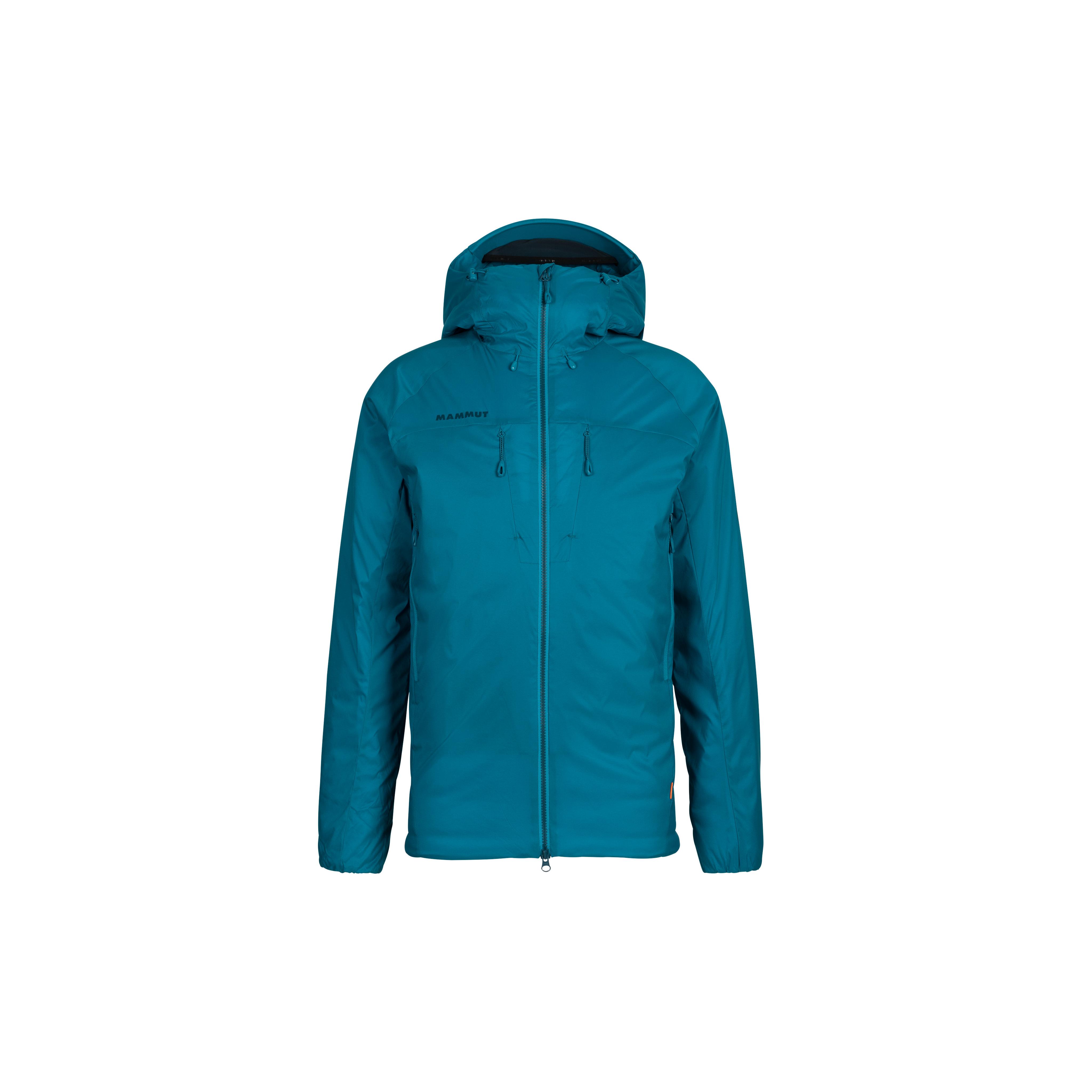 Rime IN Flex Hooded Jacket Men - L, sapphire thumbnail