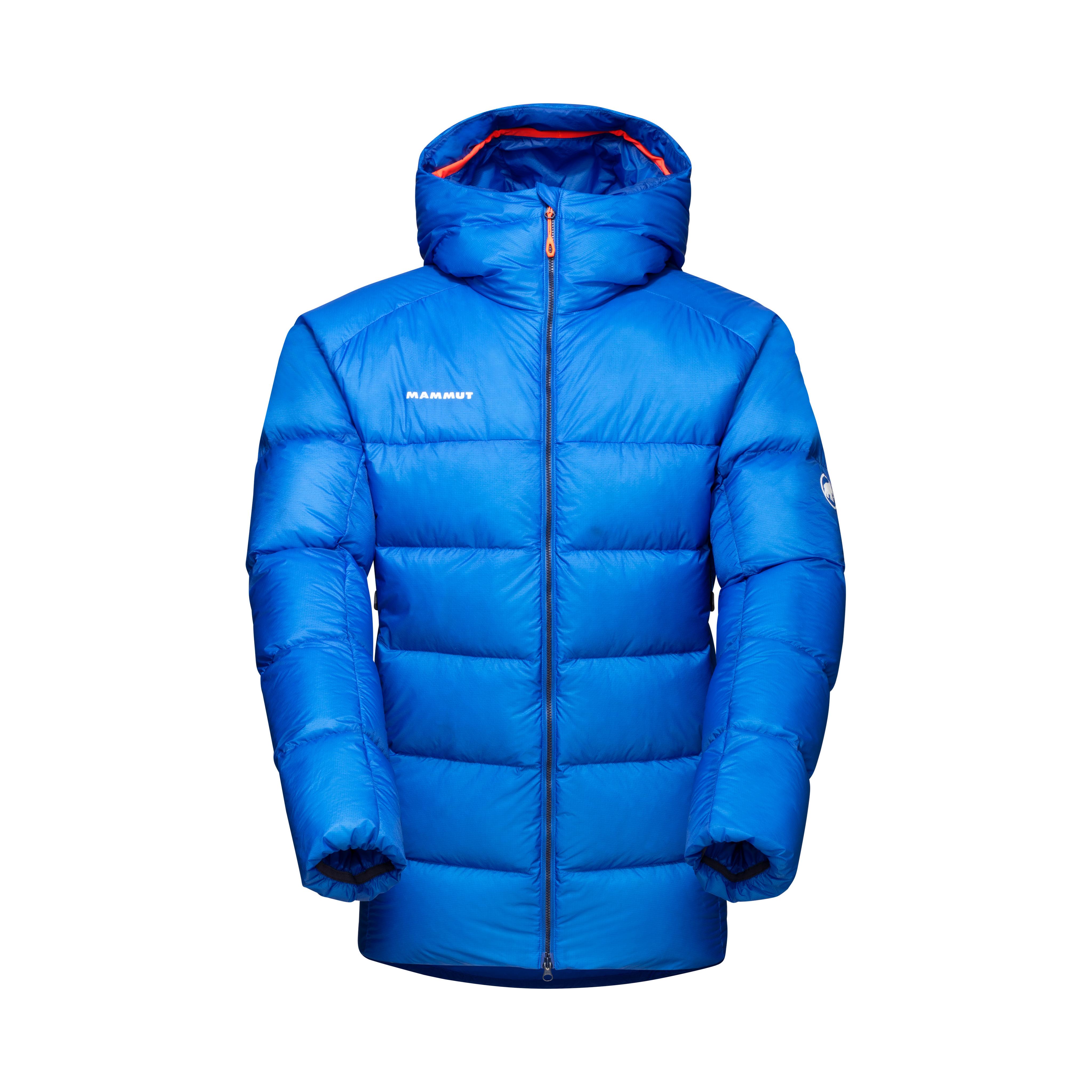 Meron IN Hooded Jacket Men - ice, S thumbnail