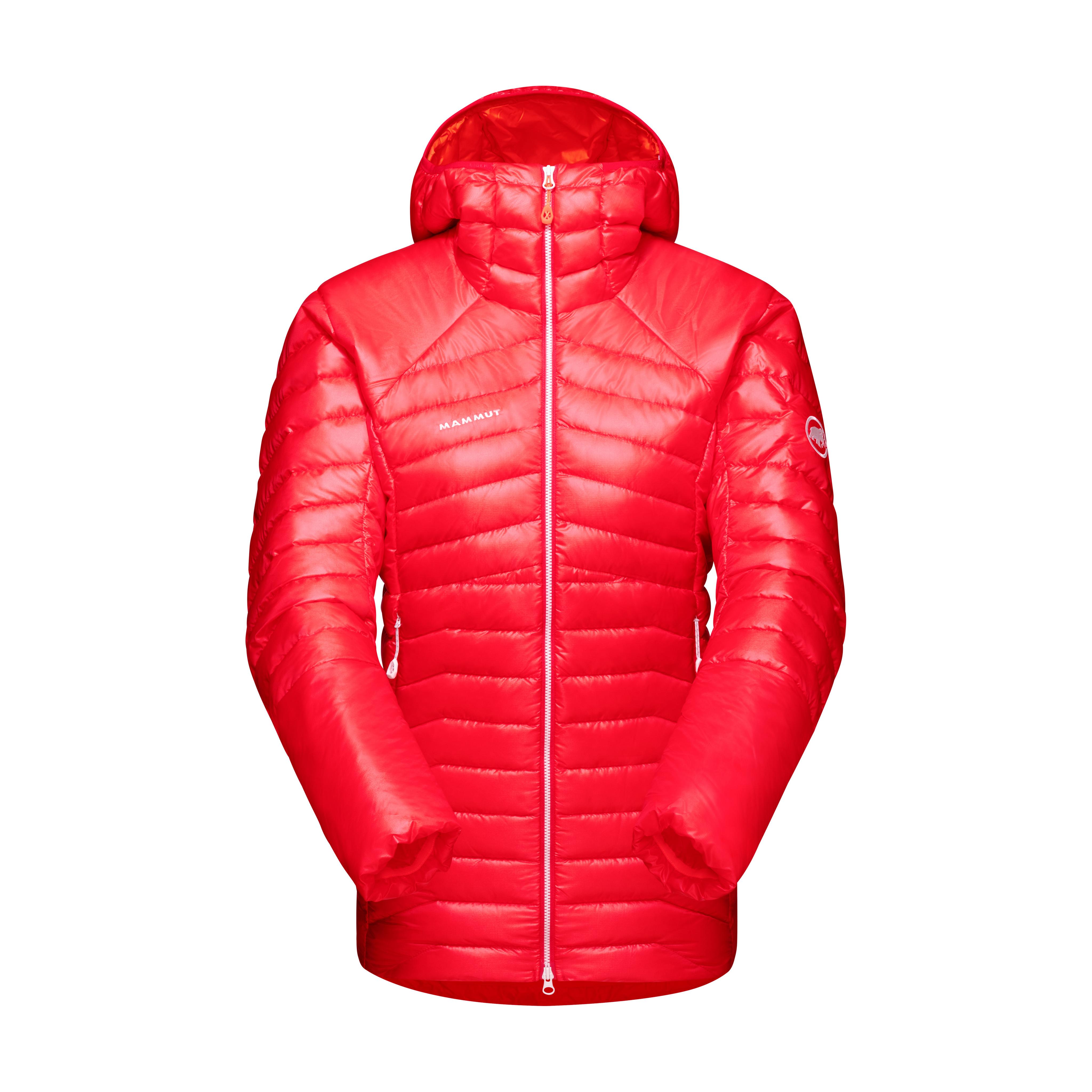 Eigerjoch Advanced IN Hooded Jacket Women - azalea, XS thumbnail