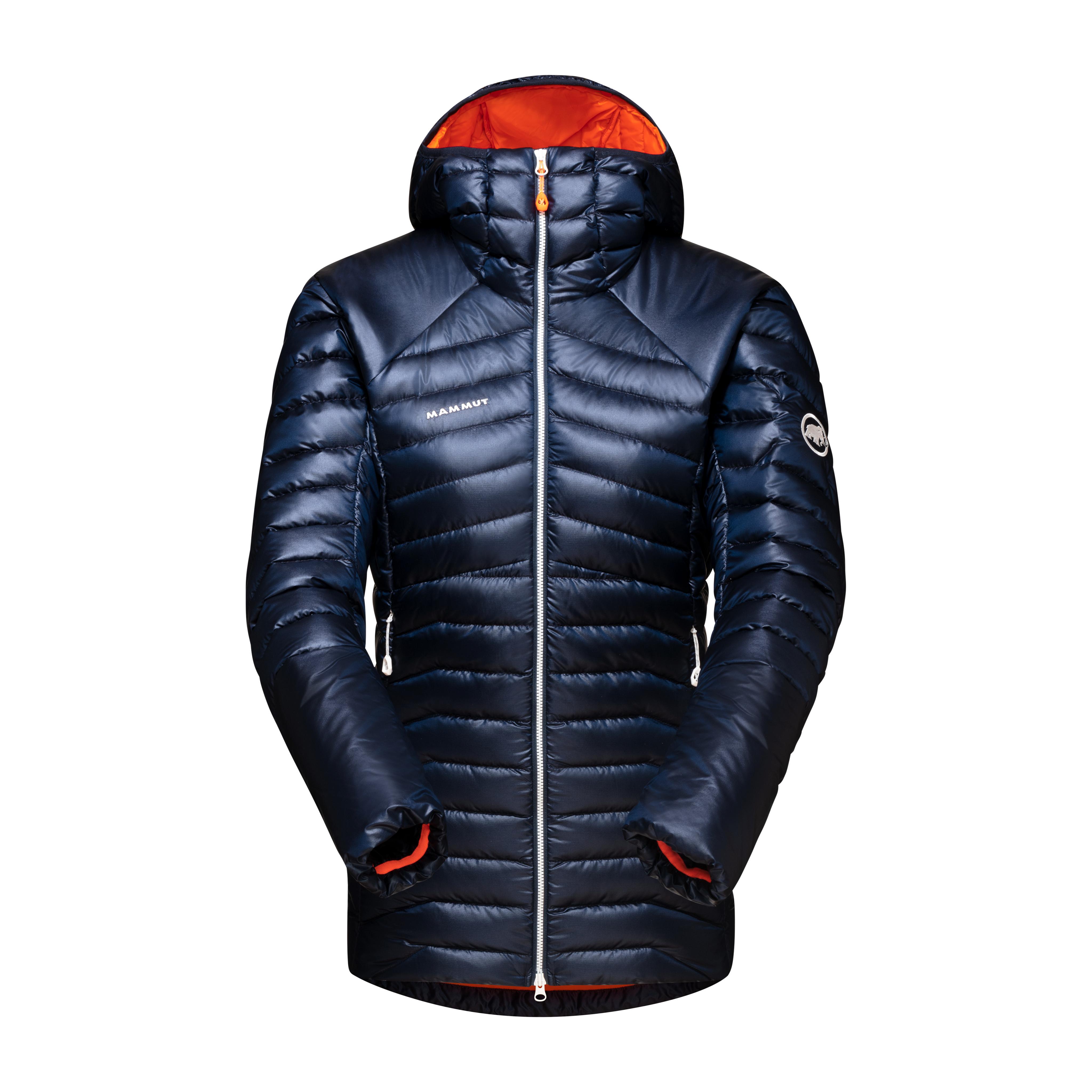 Eigerjoch Advanced IN Hooded Jacket Women - night, XS thumbnail