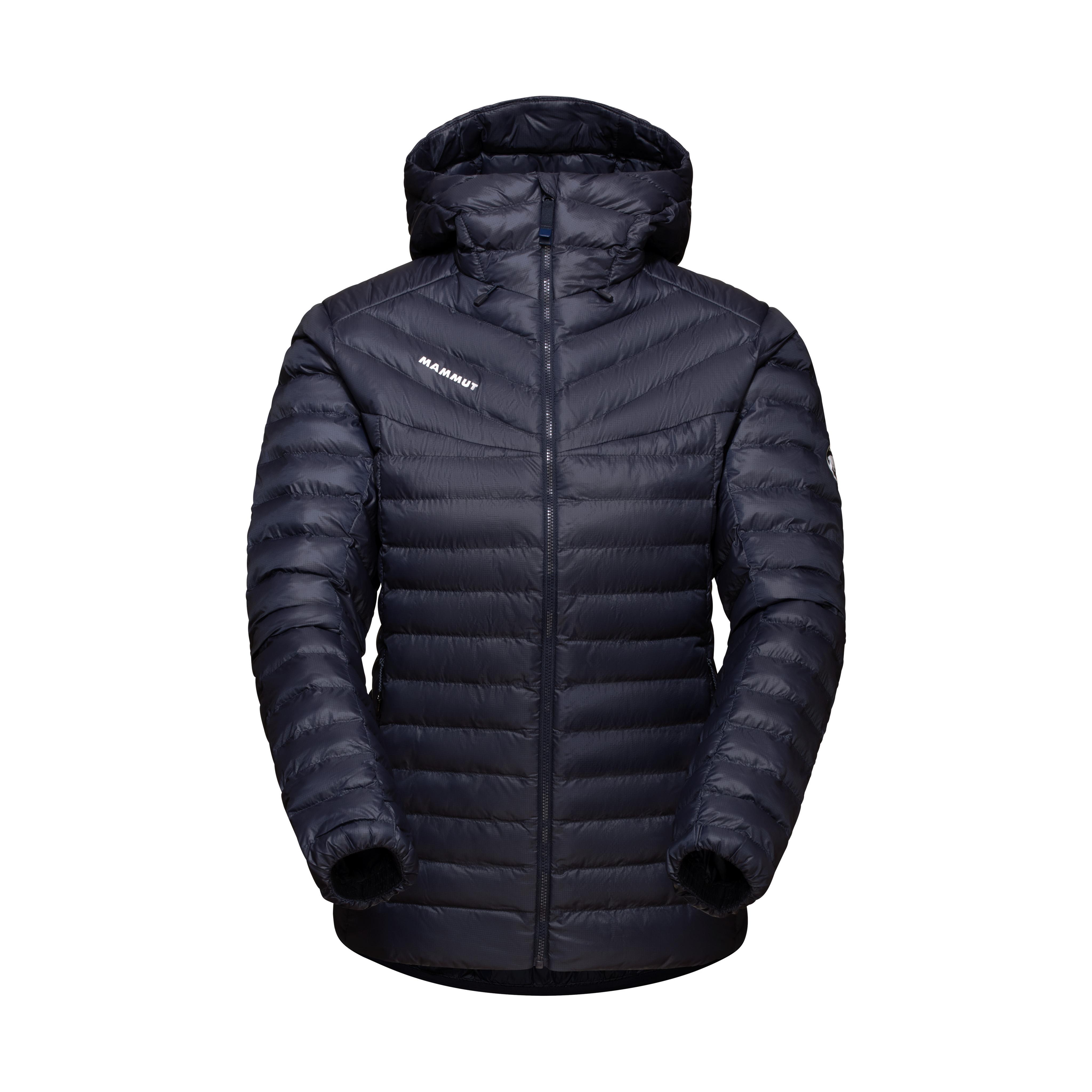 Albula IN Hooded Jacket Women - marine, XS product image
