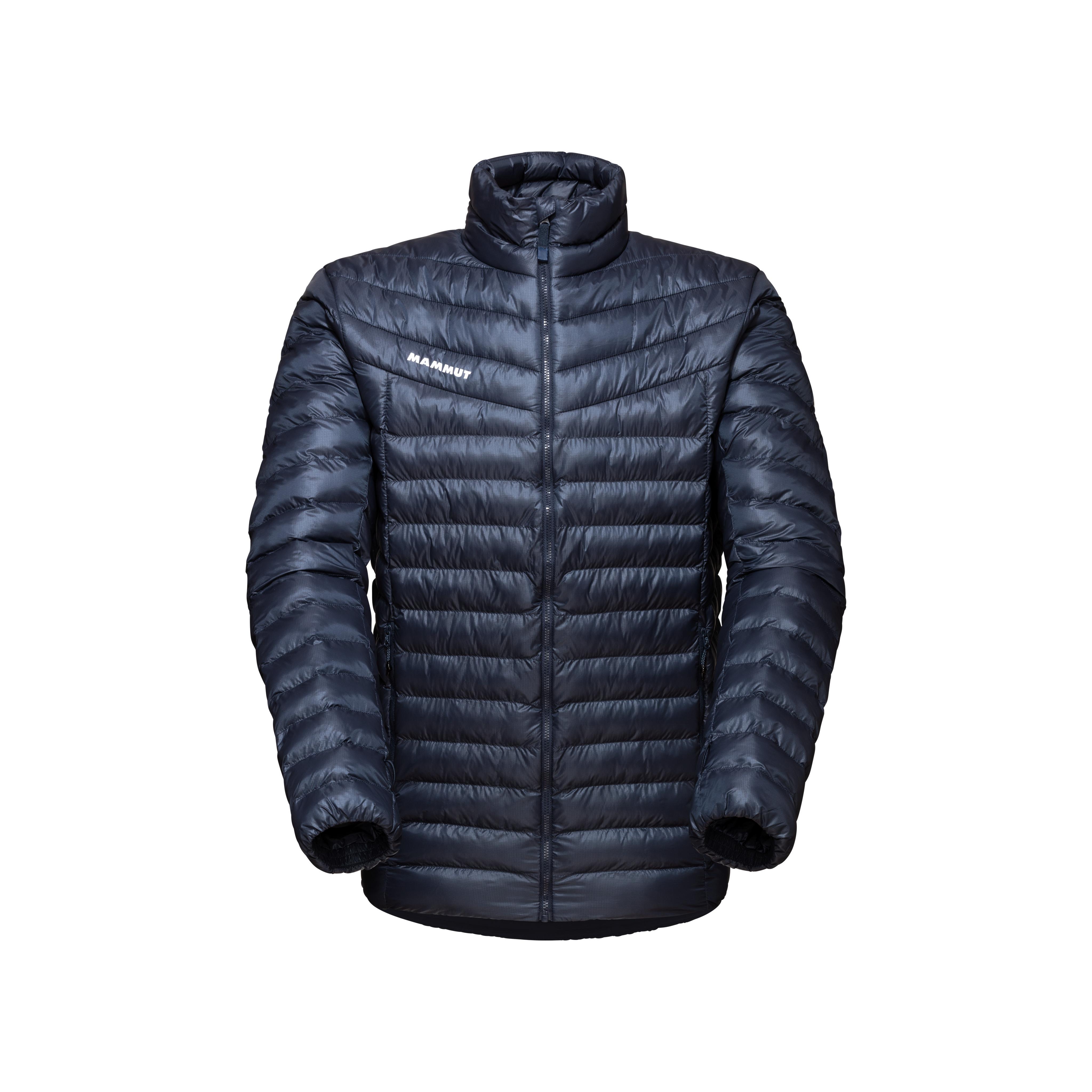 Albula IN Jacket Men - marine-white, S thumbnail