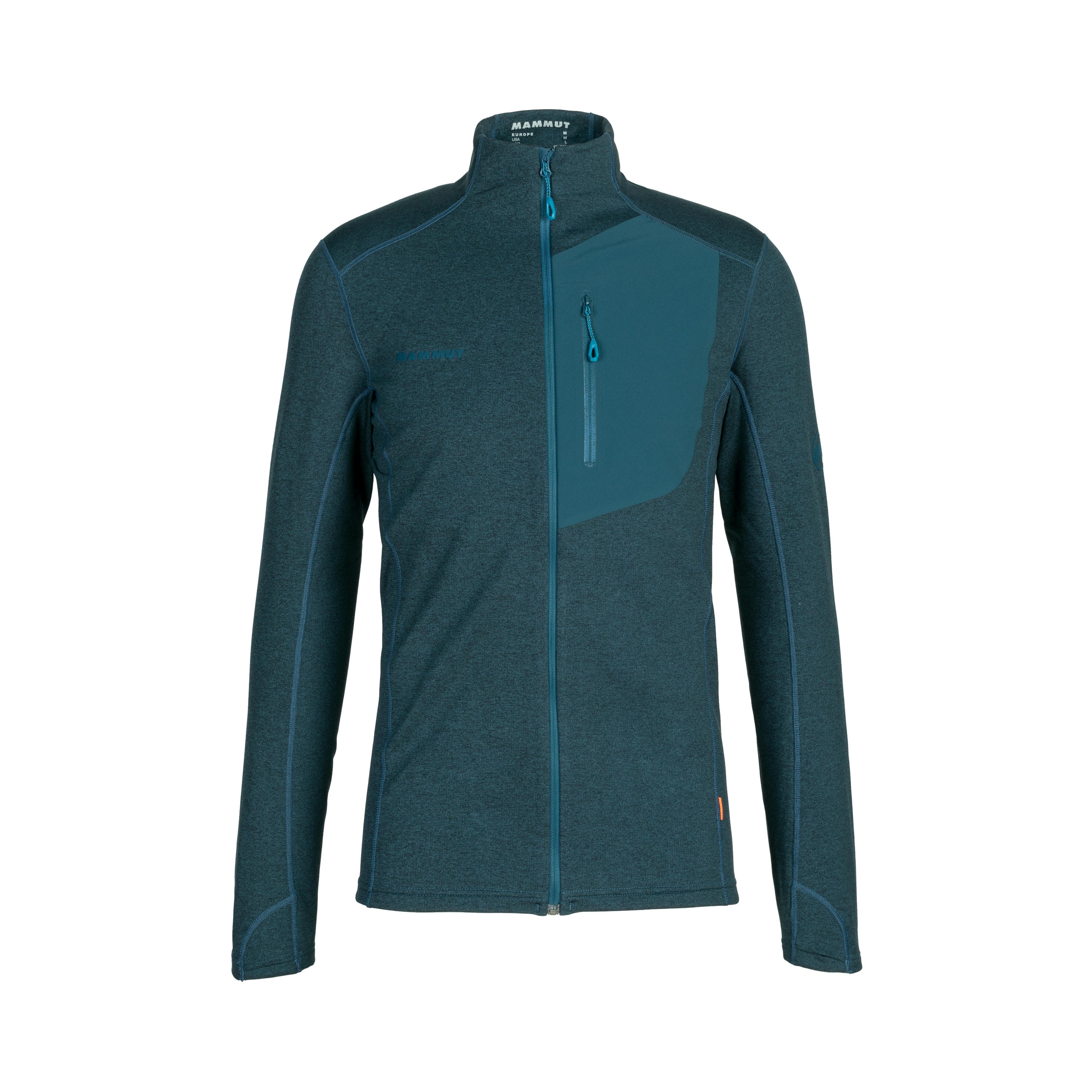 Aconcagua Light ML Jacket Men - S, wing teal thumbnail