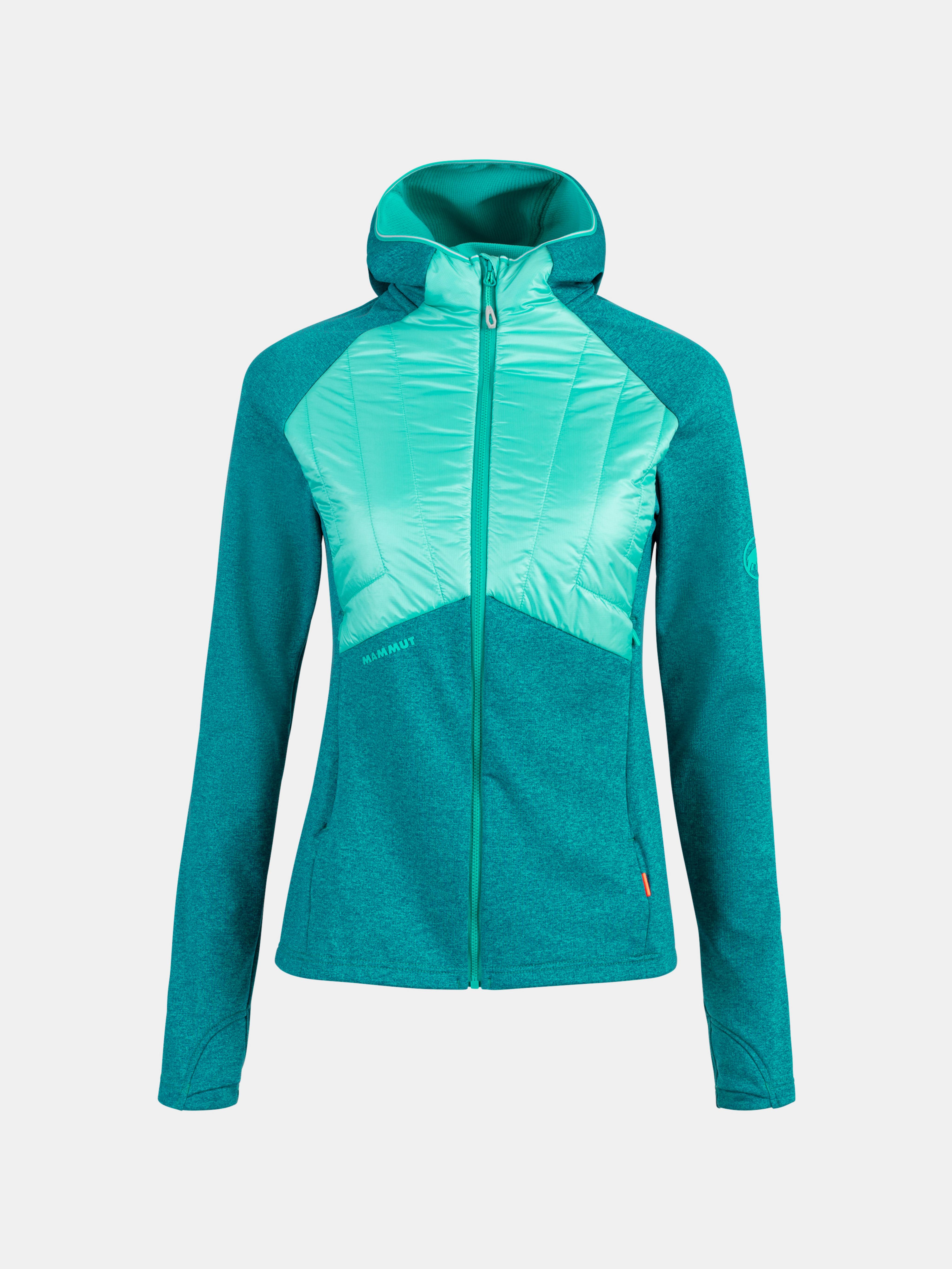 Aconcagua Light Hybrid ML Hooded Jacket Women thumbnail