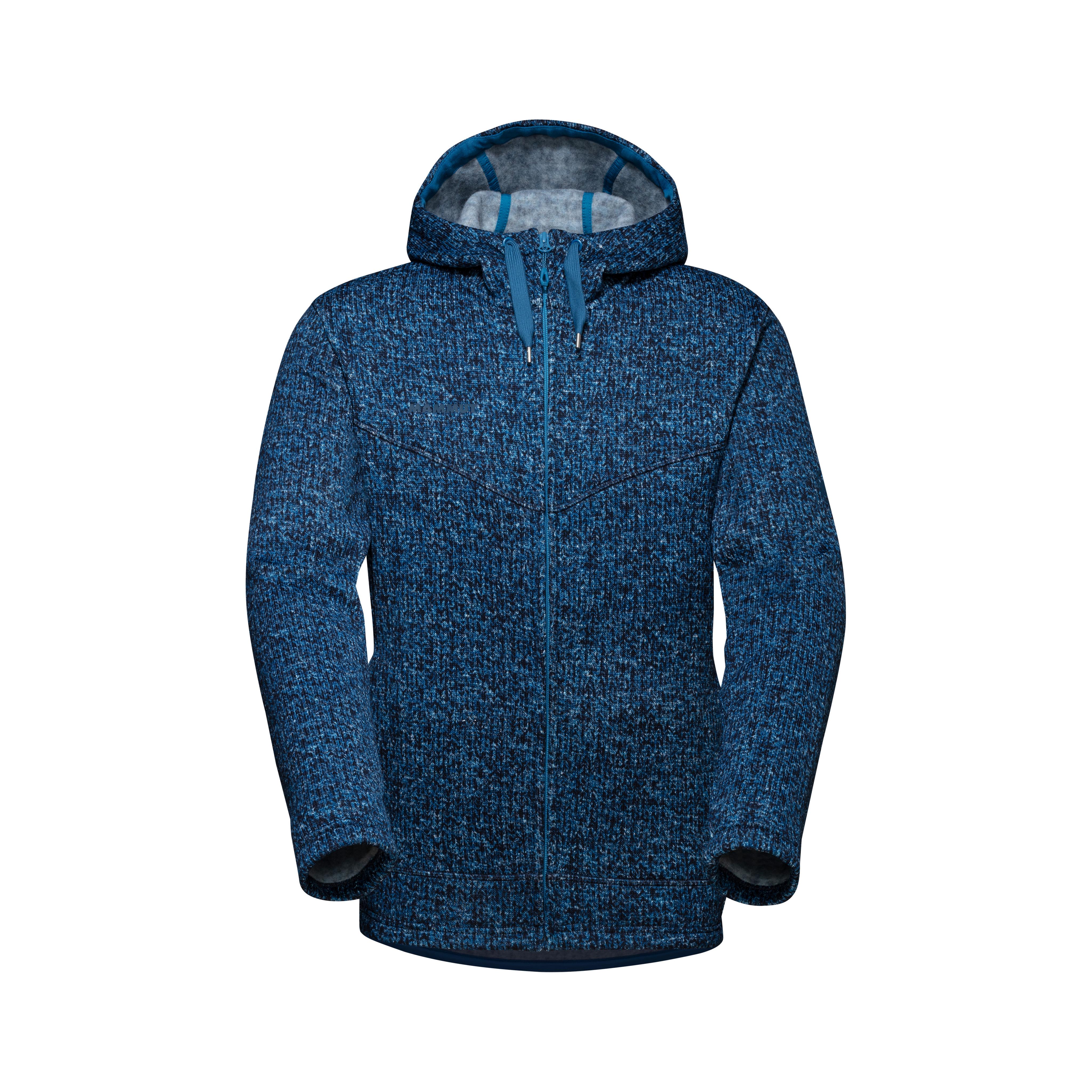 Chamuera ML Hooded Jacket Men - S, sapphire thumbnail