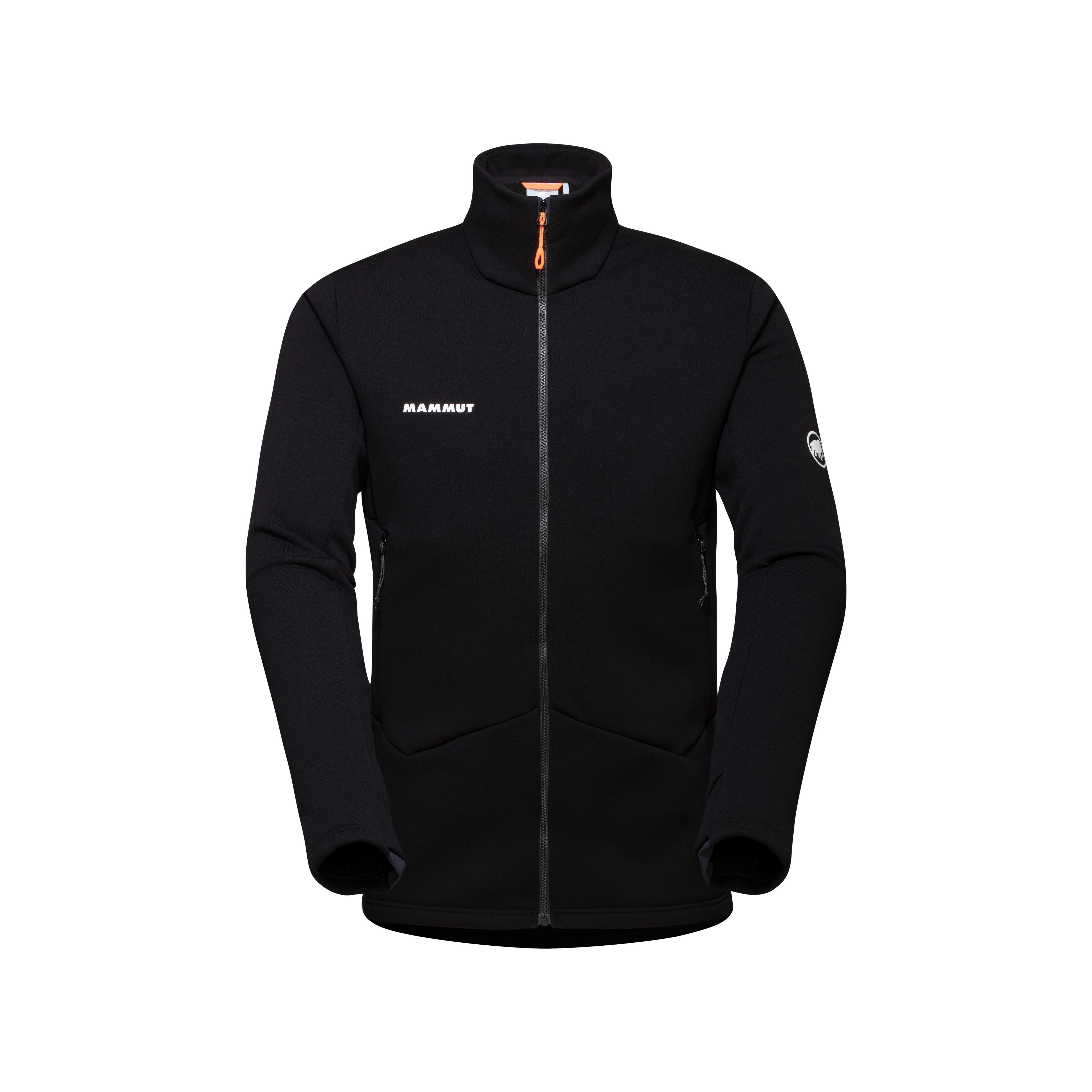 Aconcagua ML Jacket Men - black-white, S thumbnail