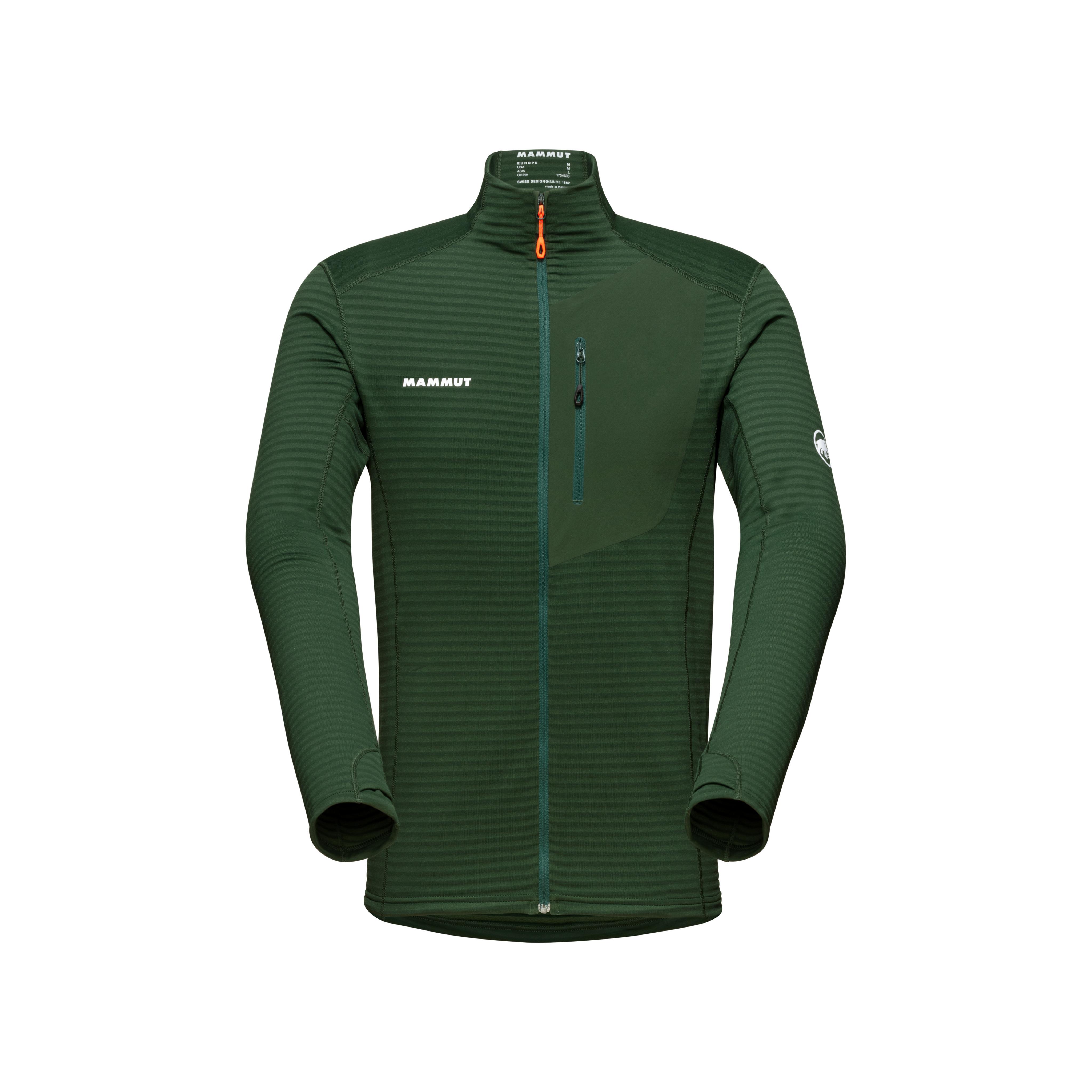 Aconcagua Light ML Jacket Men - S, woods thumbnail