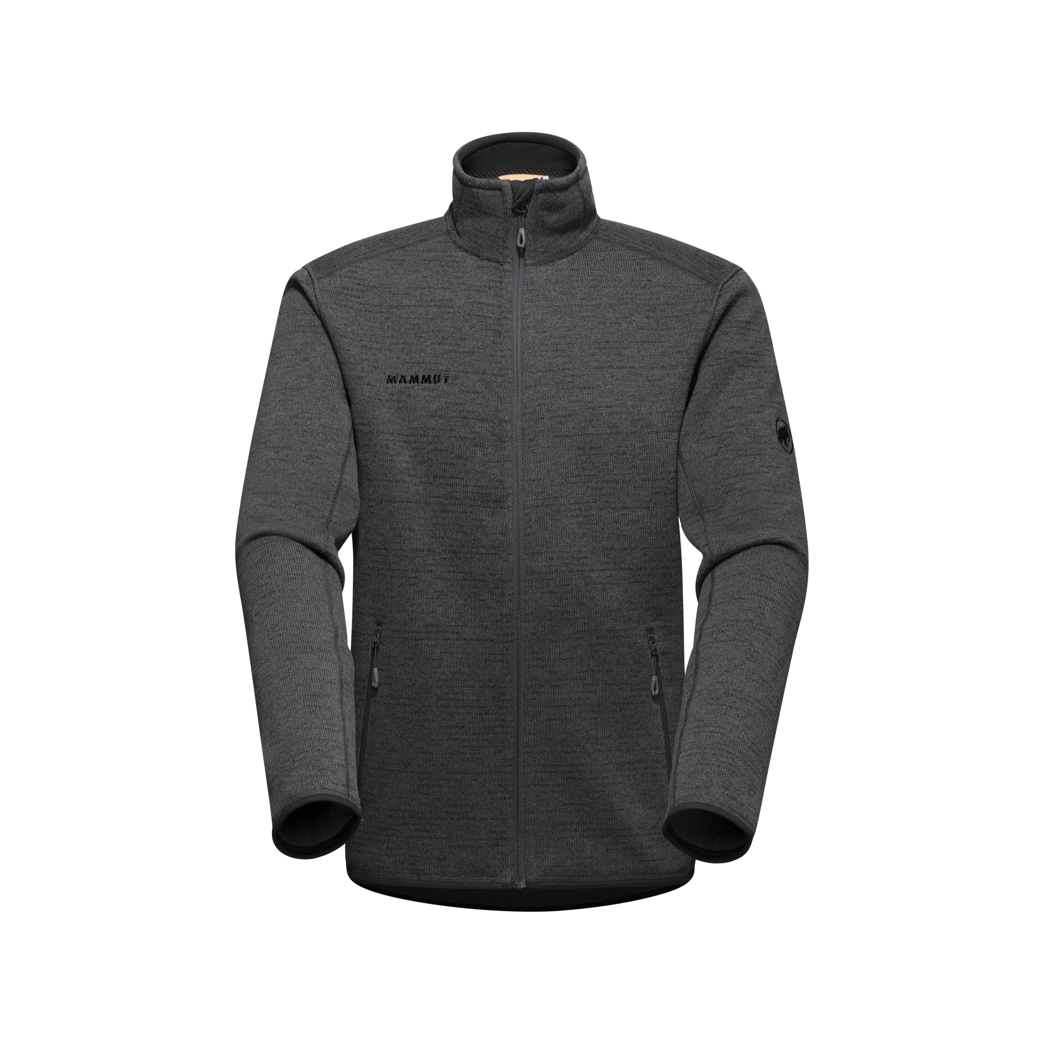 Arctic ML Jacket Men - phantom-black melange, S thumbnail