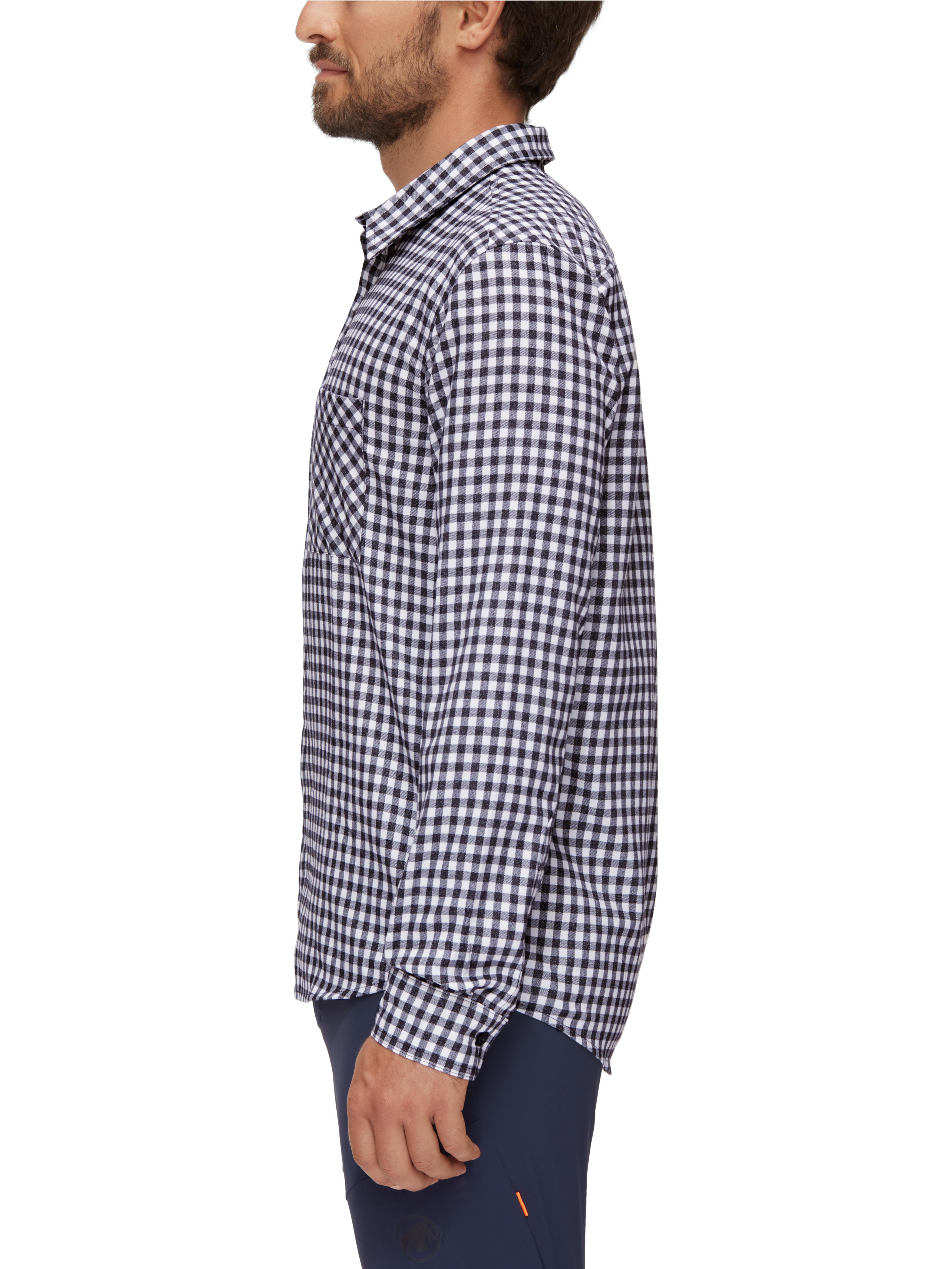 Winter Longsleeve Shirt Men product image