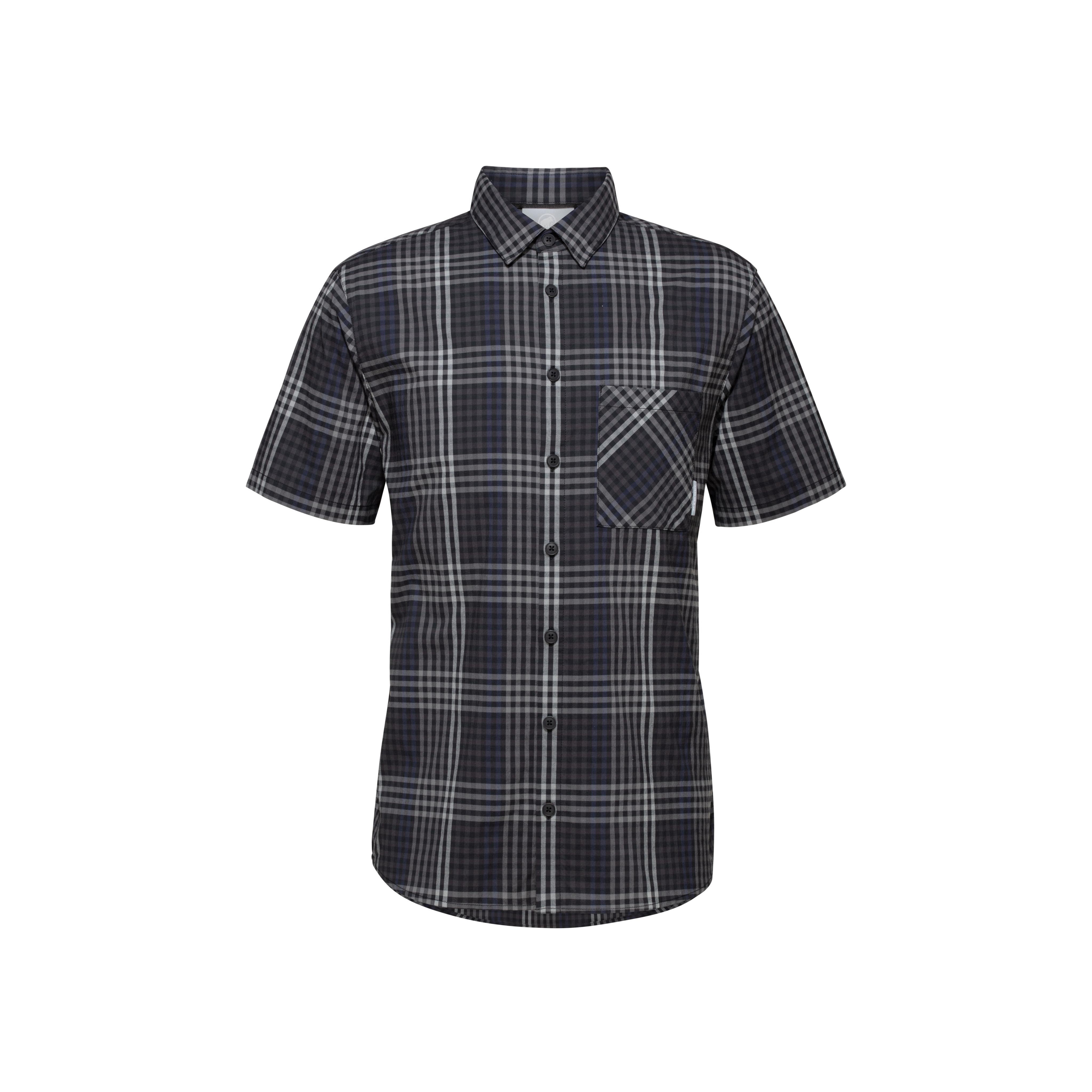 Calanca Shirt Men - phantom-black, S thumbnail