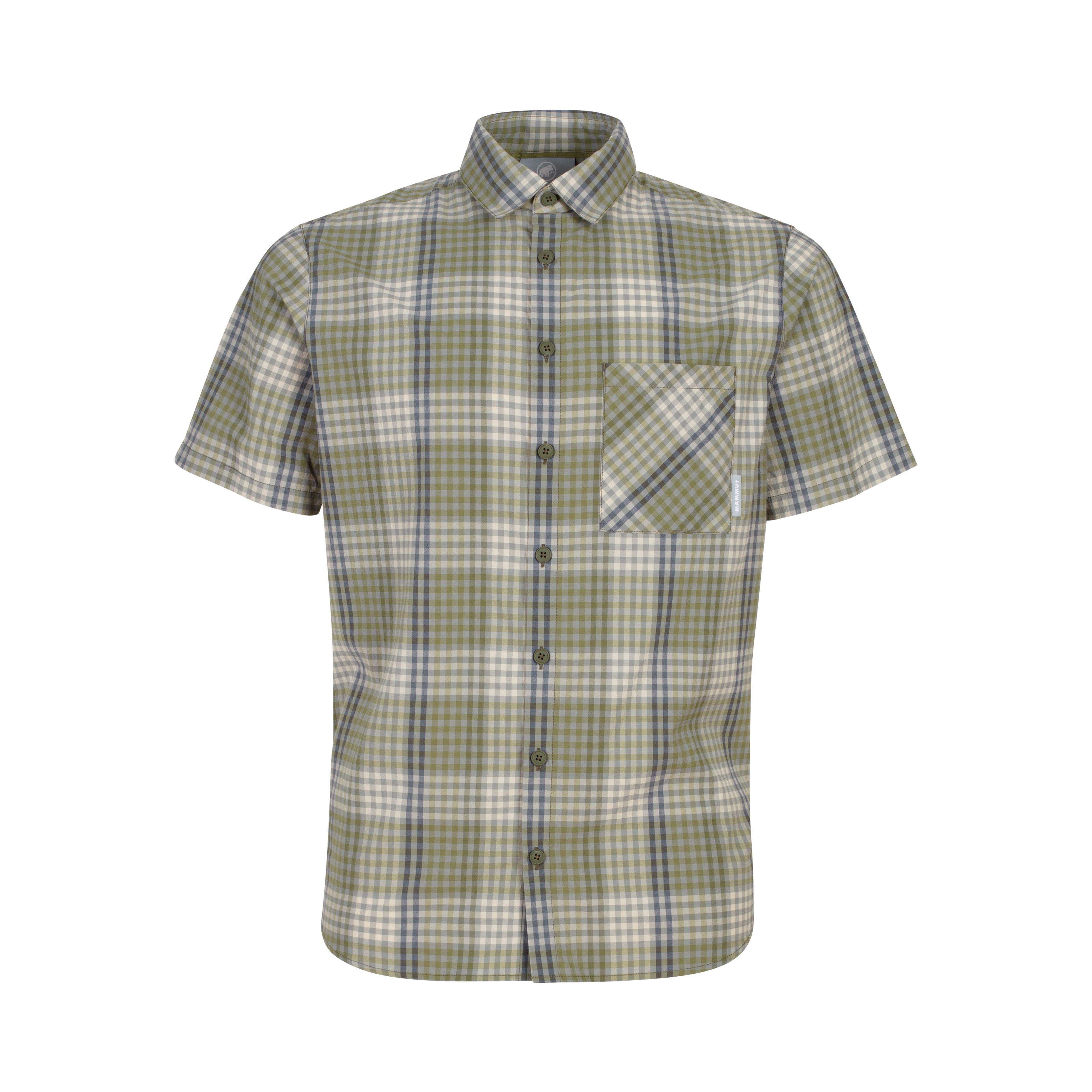 Calanca Shirt Men - iguana-moonbeam, S thumbnail