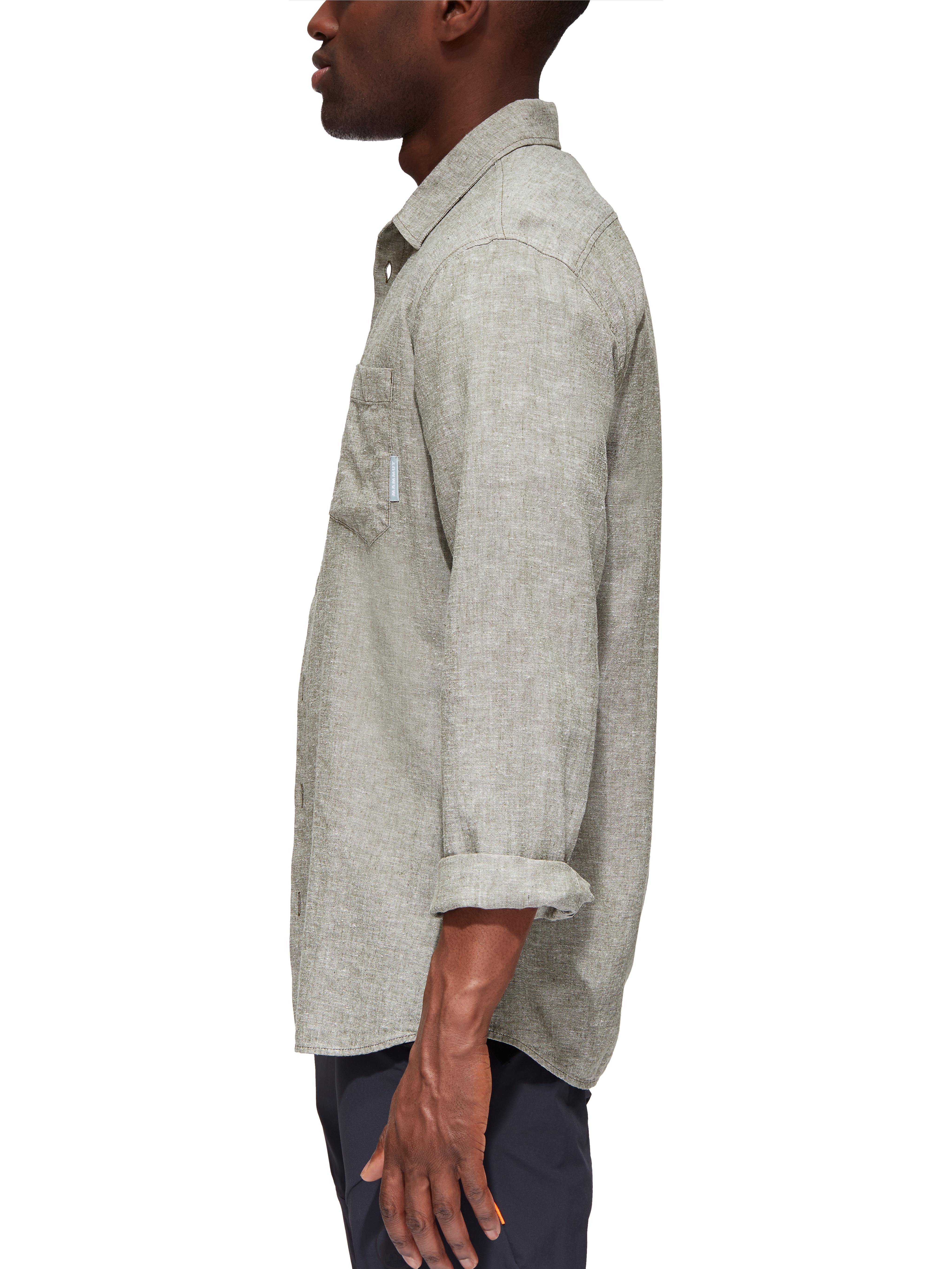 Mammut Hemp Longsleeve Shirt Men product image
