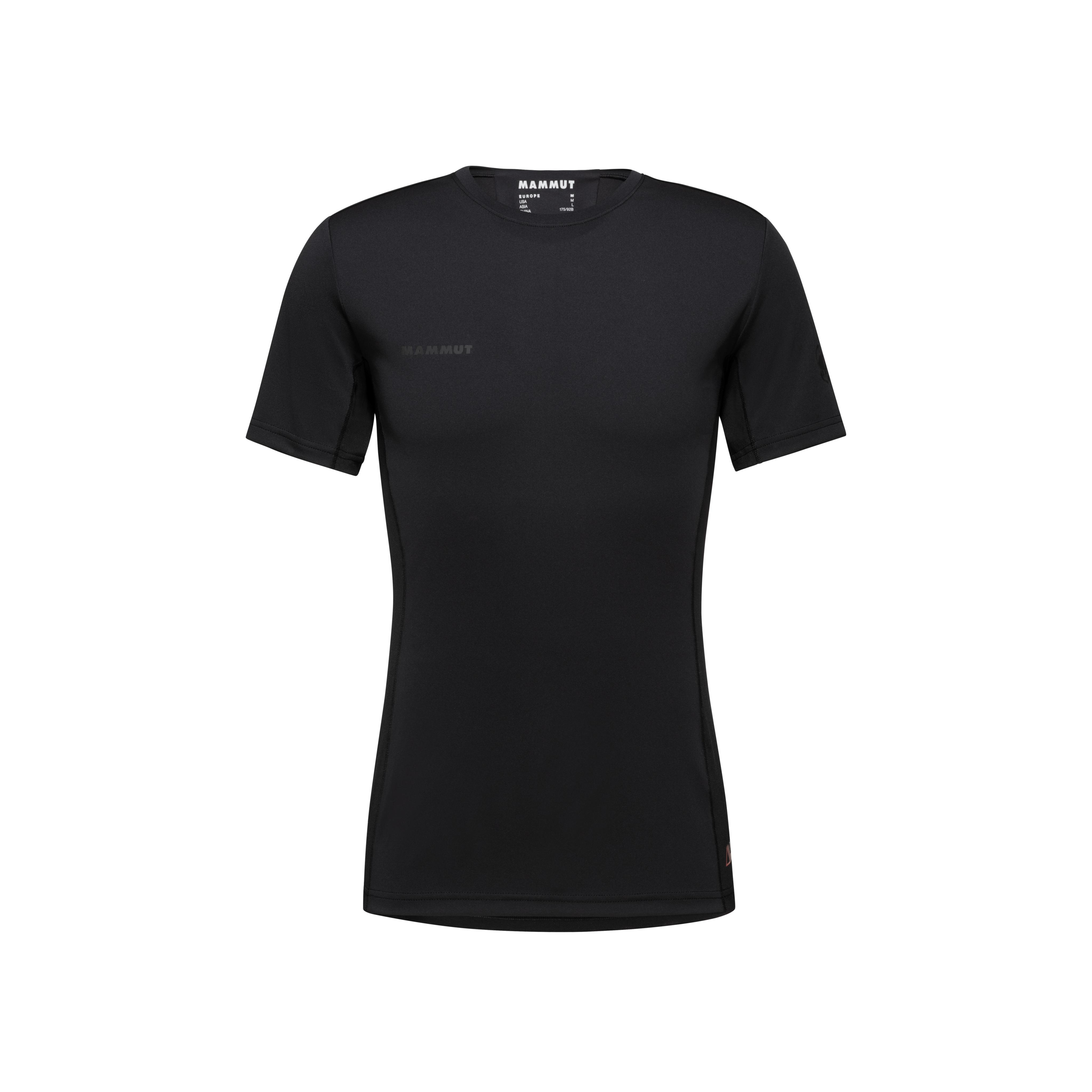 Sertig T-Shirt Men - black, S thumbnail