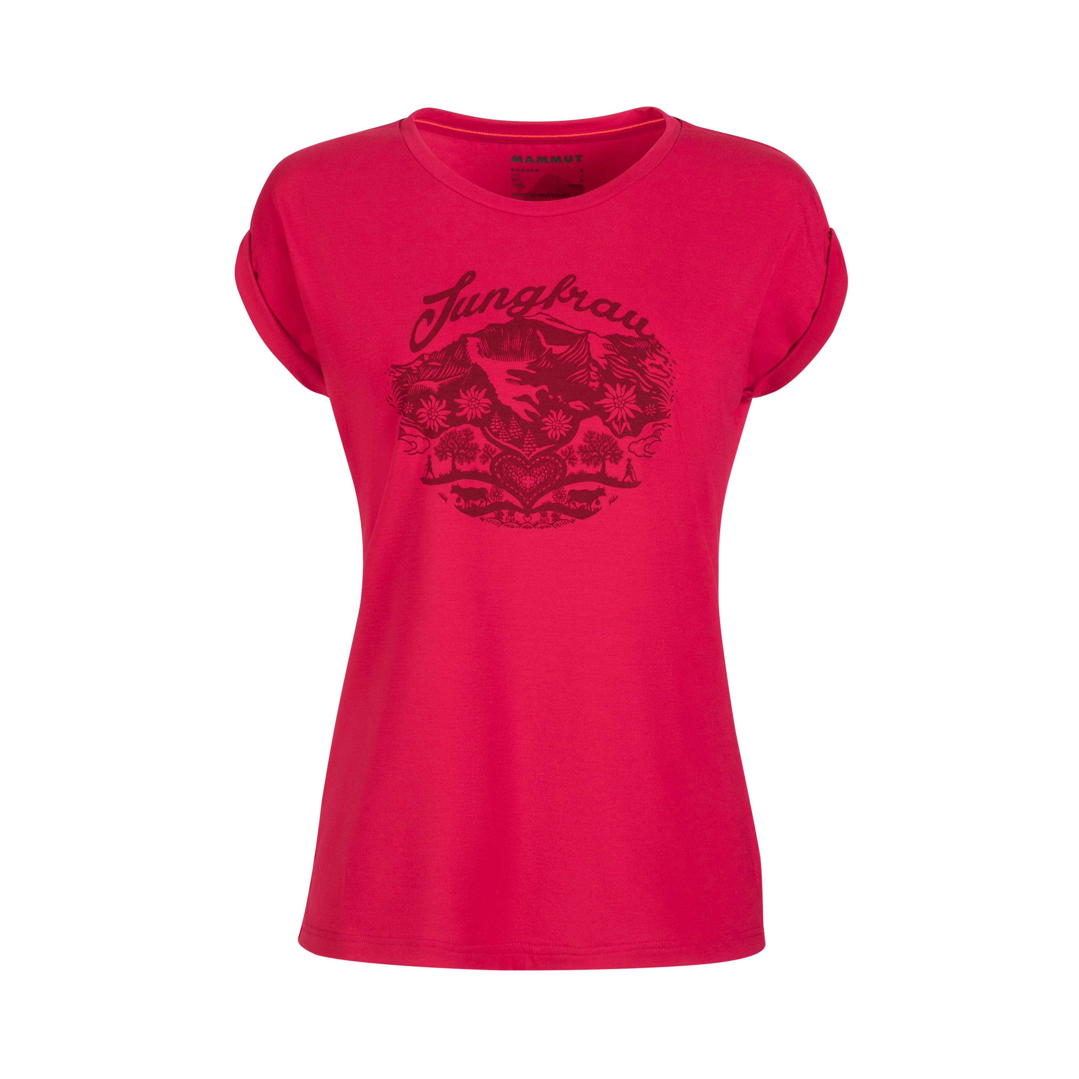 Mountain T-Shirt Women - sundown, XS thumbnail