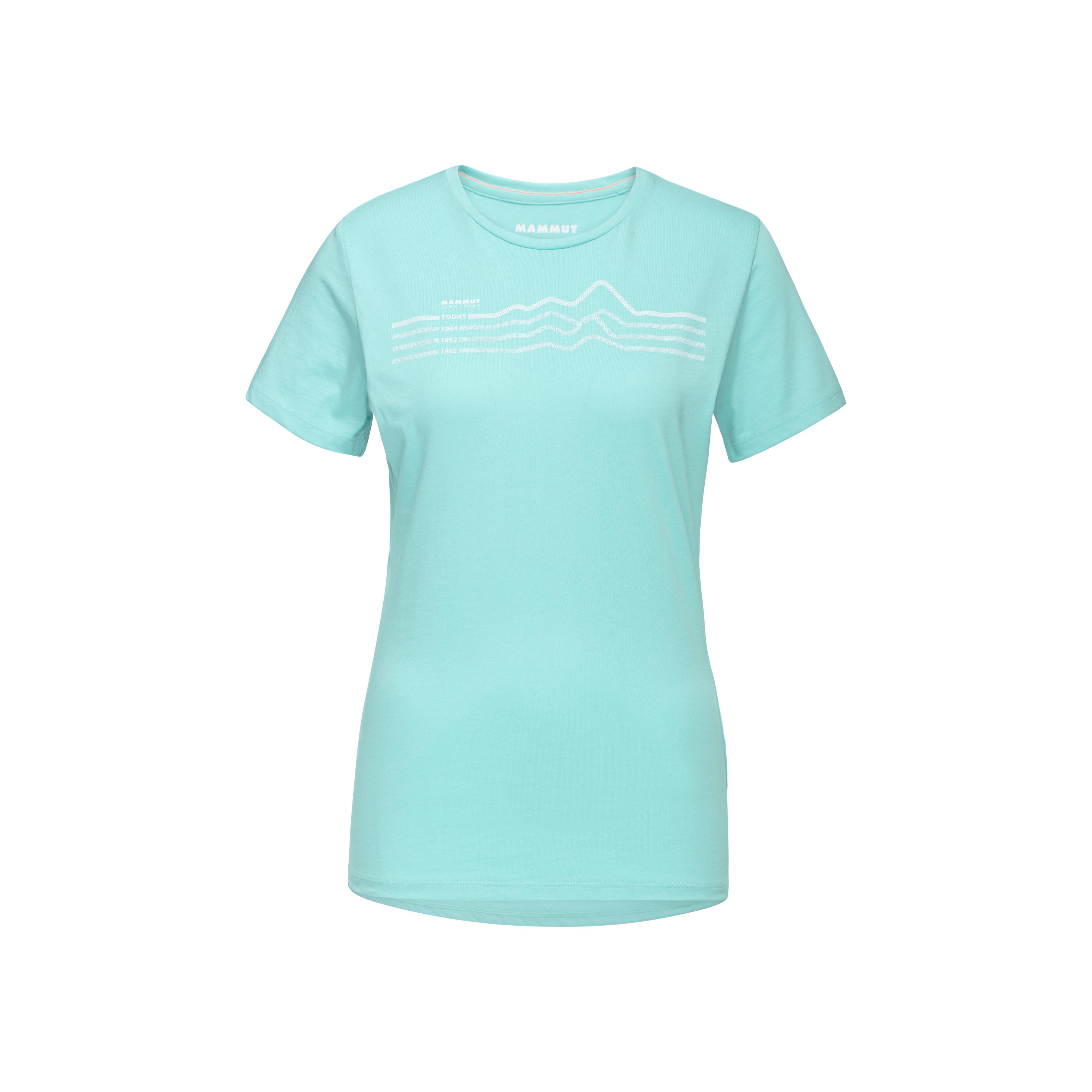 Seile T-Shirt Women - dark frosty PRT3, XS thumbnail