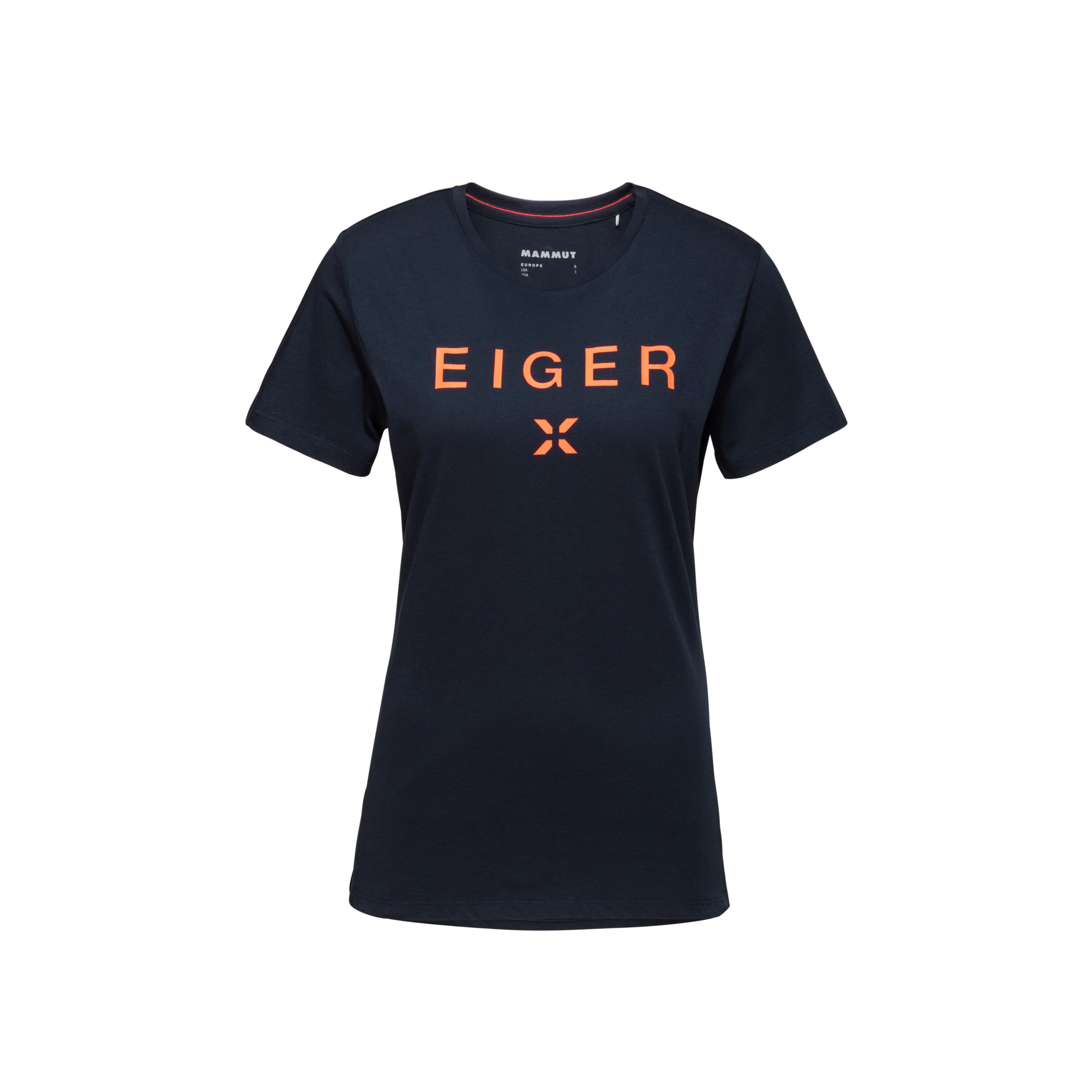 Seile T-Shirt Women - night PRT1, XS thumbnail