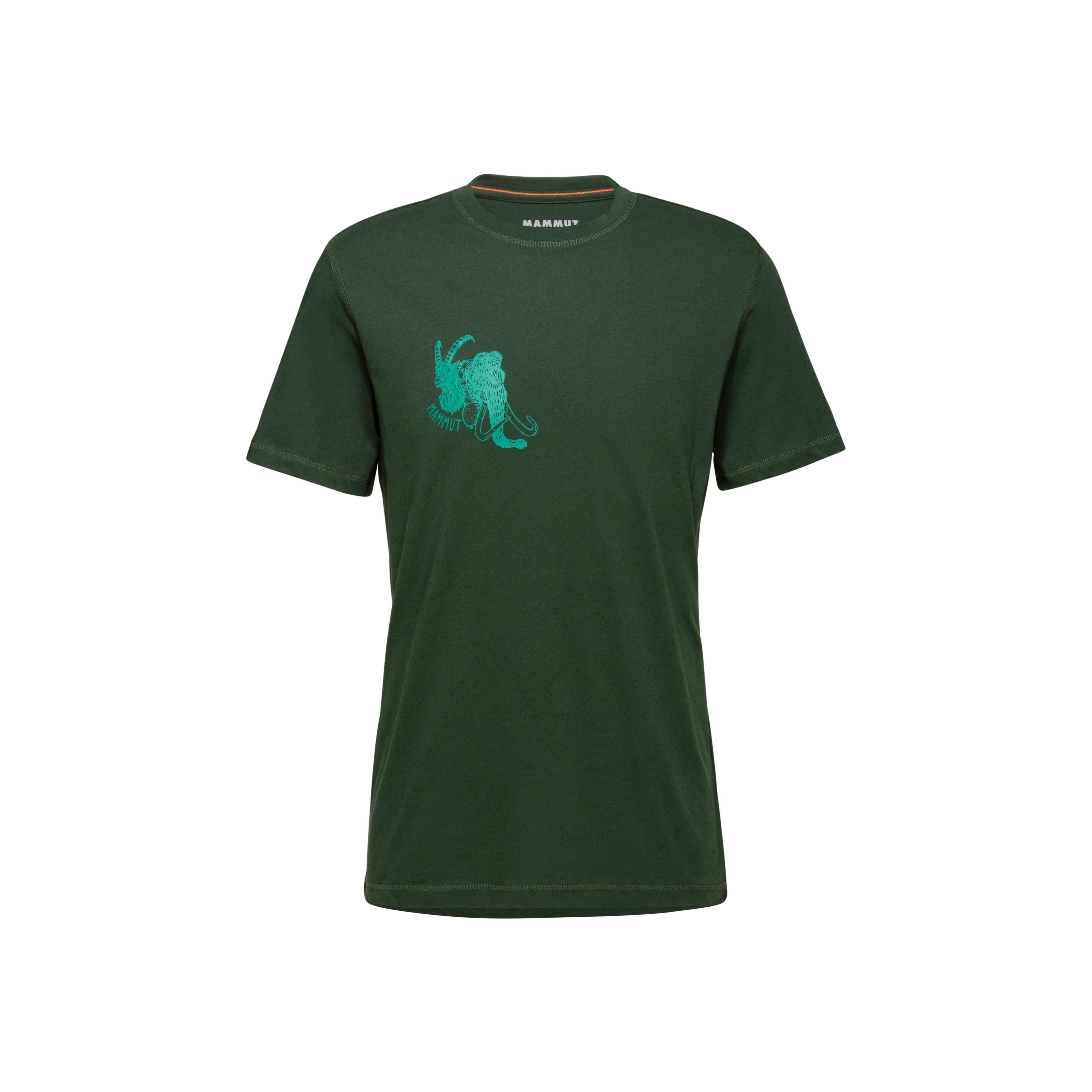 Sloper T-Shirt Men - S, woods PRT0 thumbnail