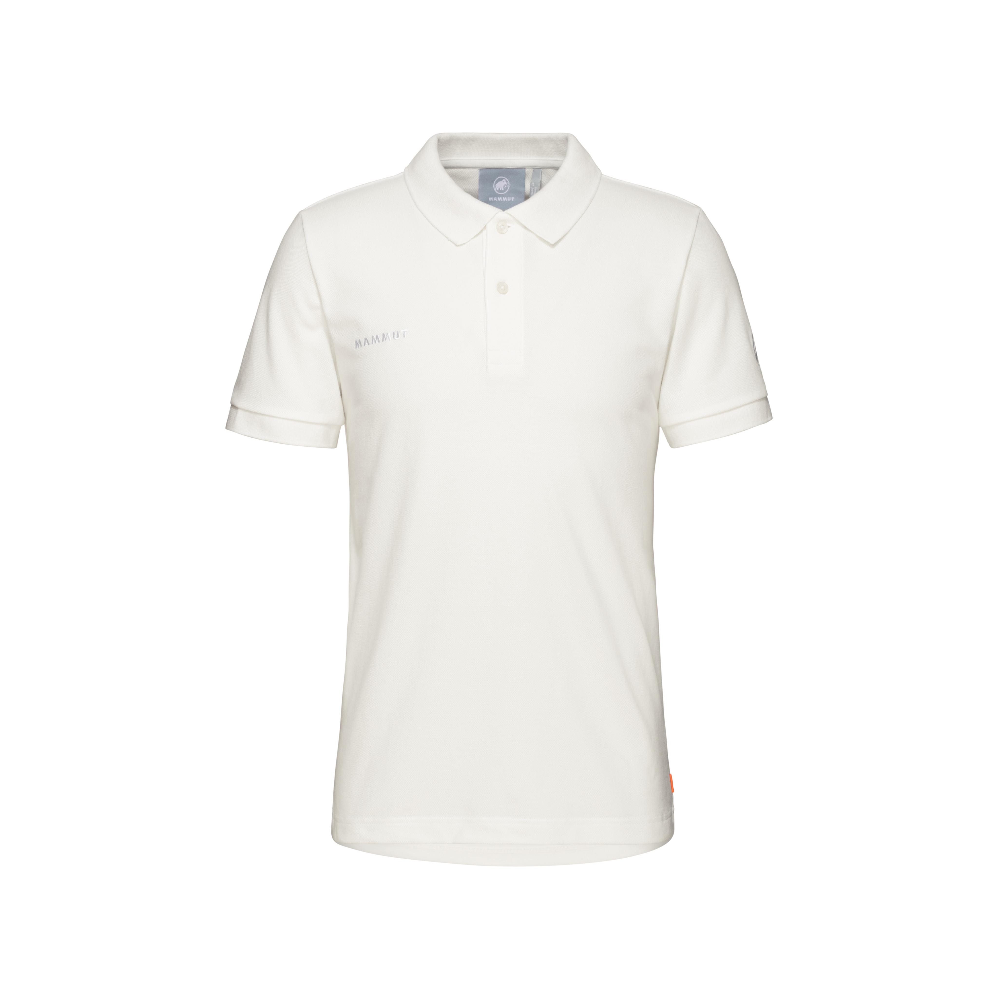 Logo Pique Polo Men - bright white, S thumbnail
