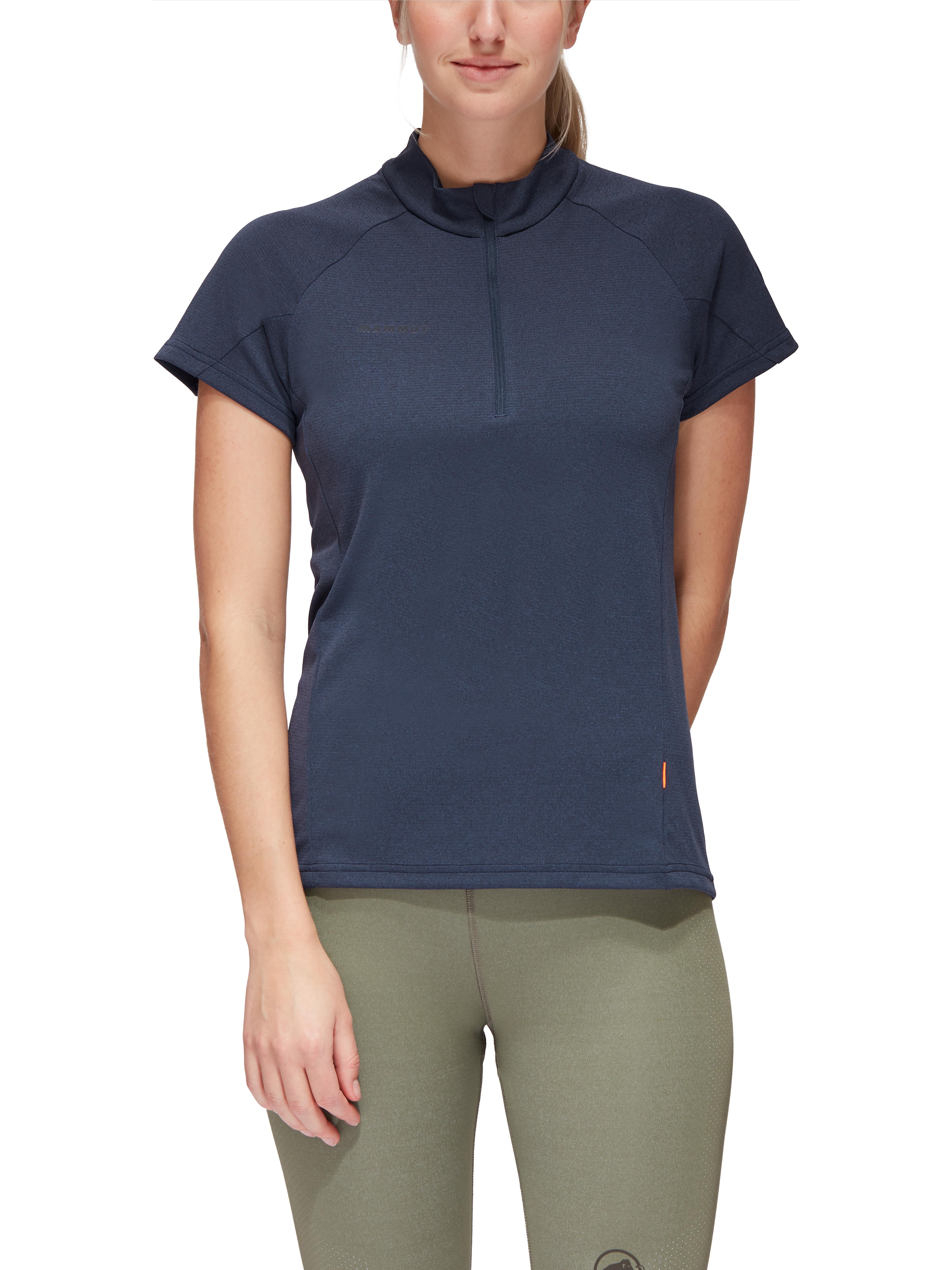 Aegility Half Zip T-Shirt Women product image