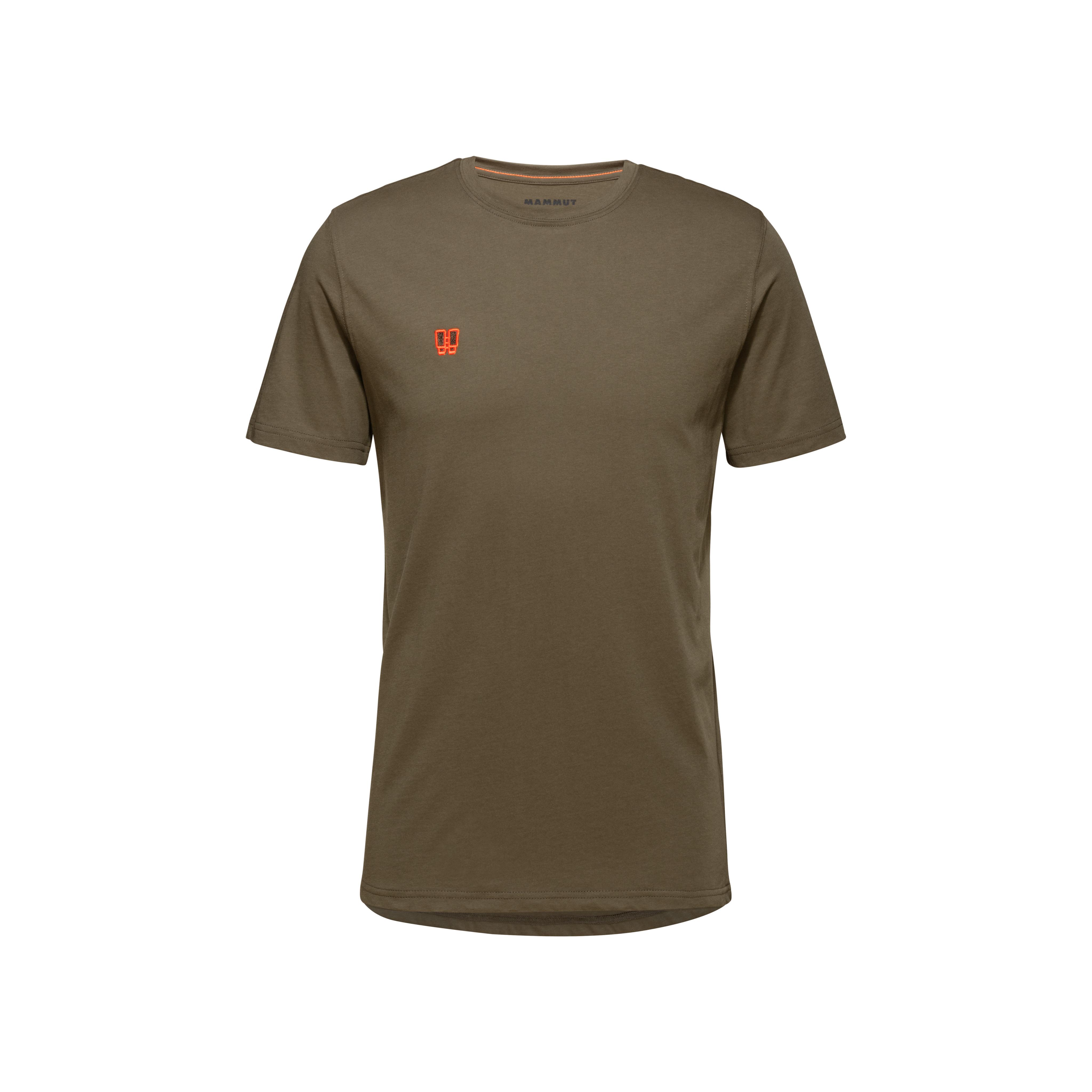 Mammut Essential T-Shirt - iguana binocular, XS thumbnail