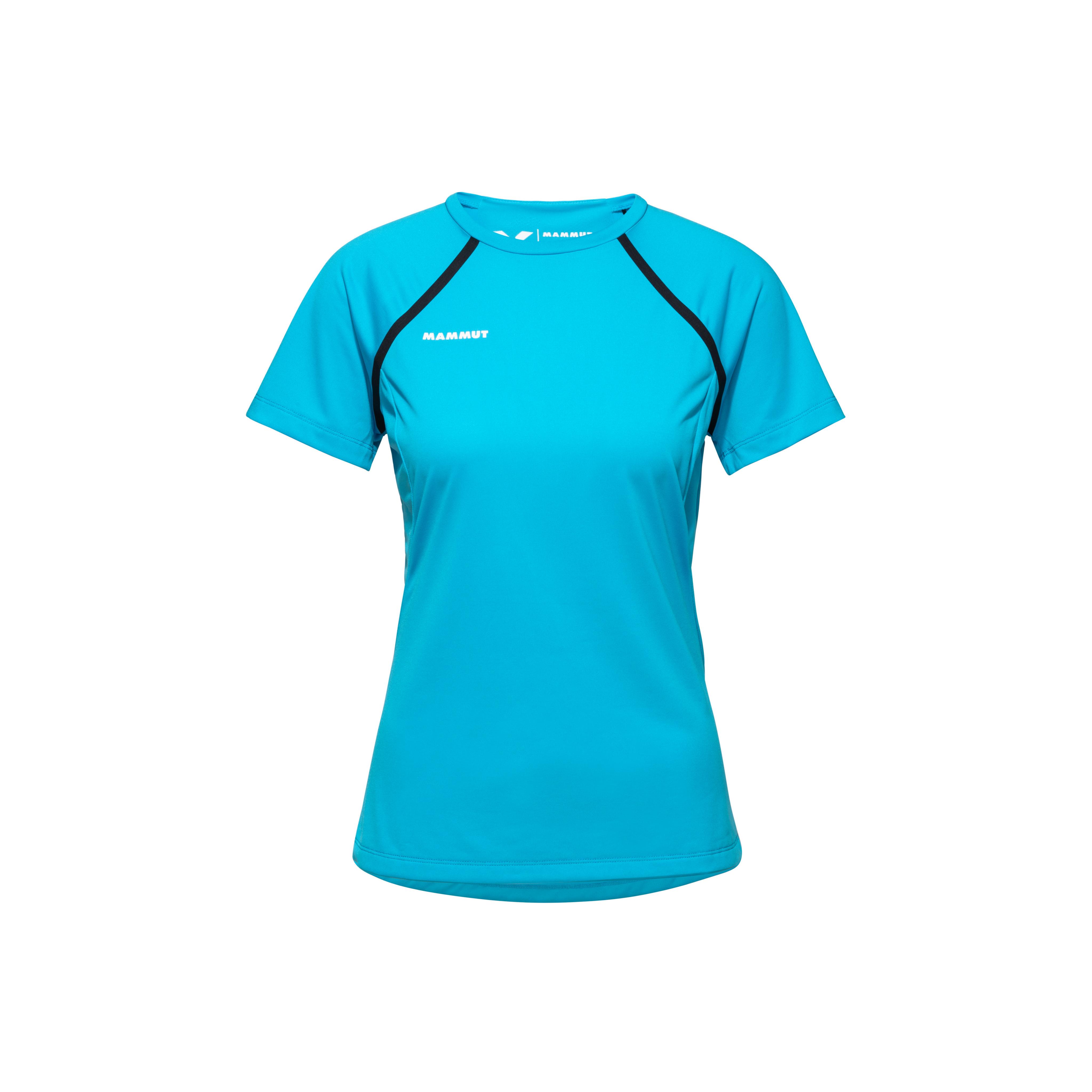 Moench Light T-Shirt Women - L, sky thumbnail